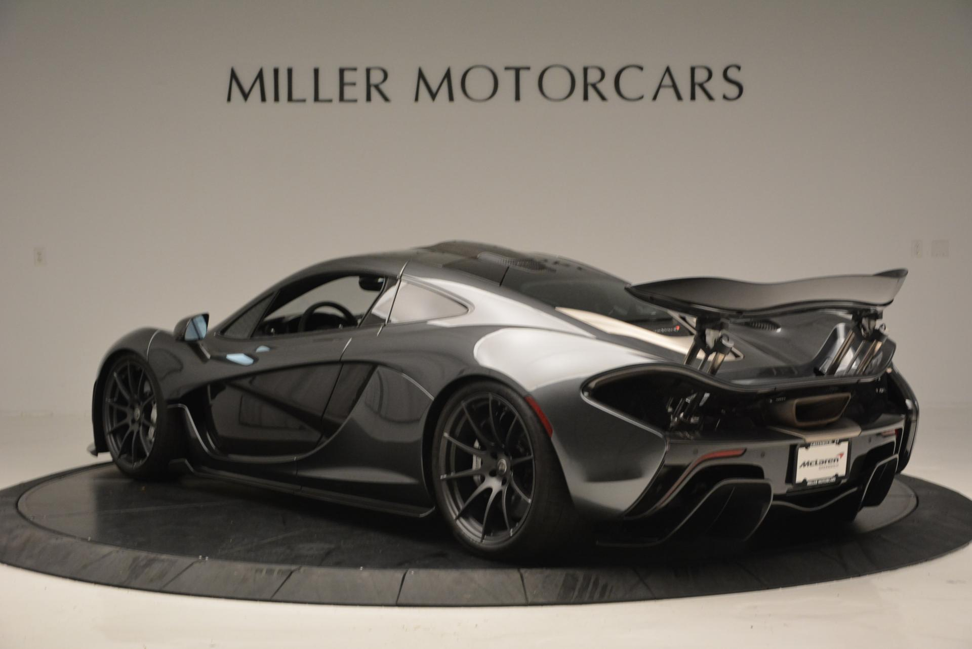 Used 2014 McLaren P1 Coupe For Sale In Greenwich, CT. Alfa Romeo of Greenwich, 3100 513_p5
