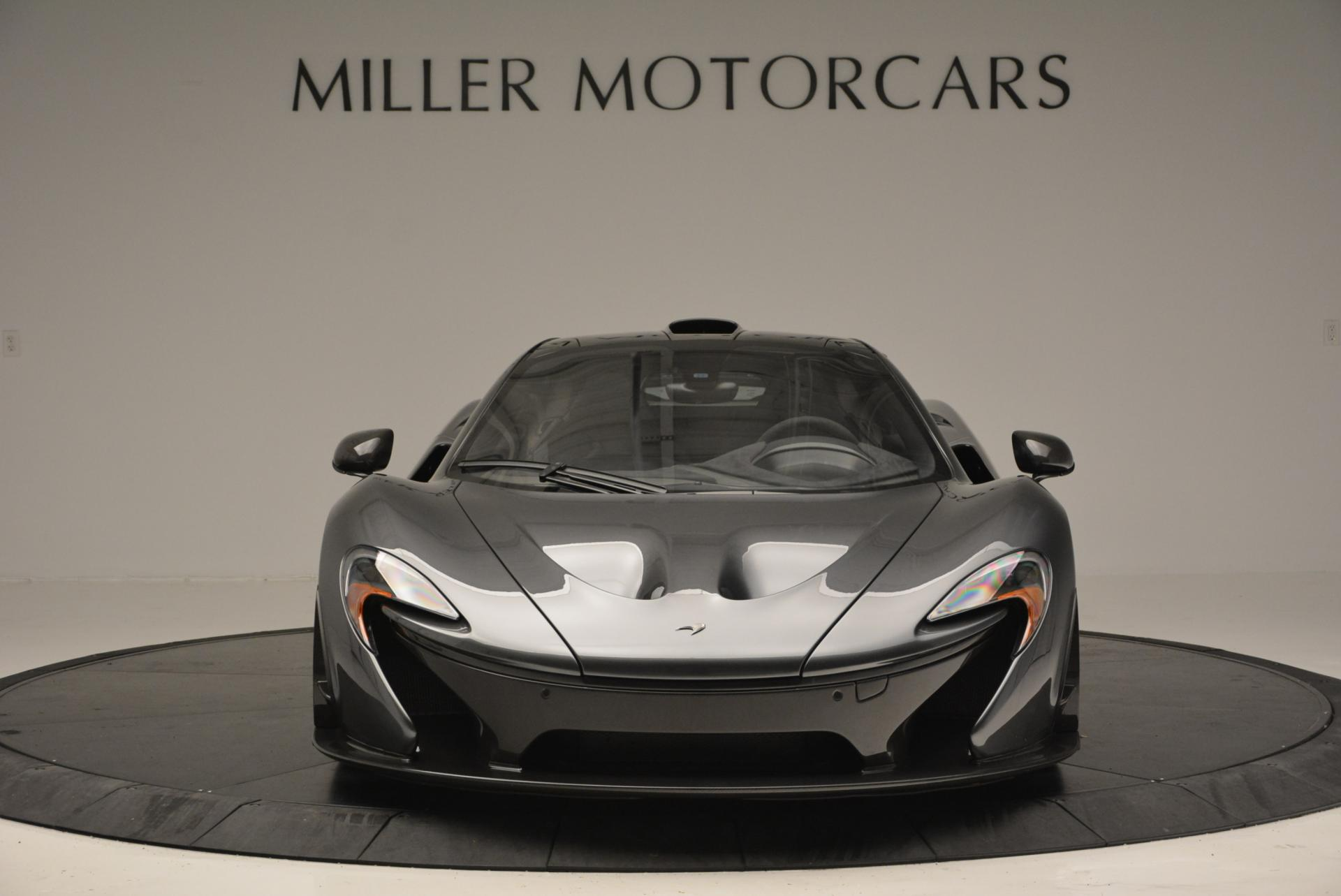Used 2014 McLaren P1 Coupe For Sale In Greenwich, CT. Alfa Romeo of Greenwich, 3100 513_p7