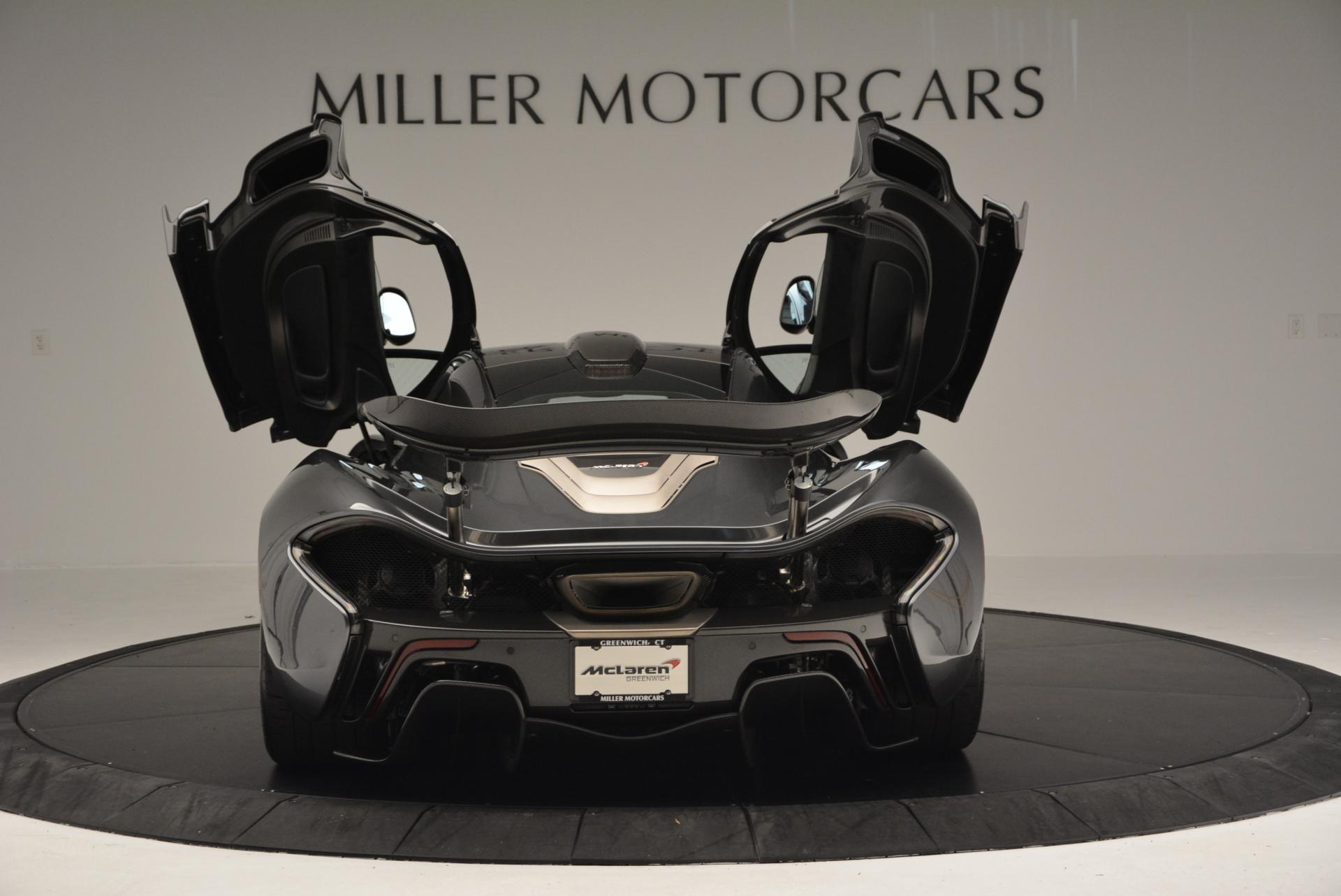 Used 2014 McLaren P1 Coupe For Sale In Greenwich, CT. Alfa Romeo of Greenwich, 3100 513_p8