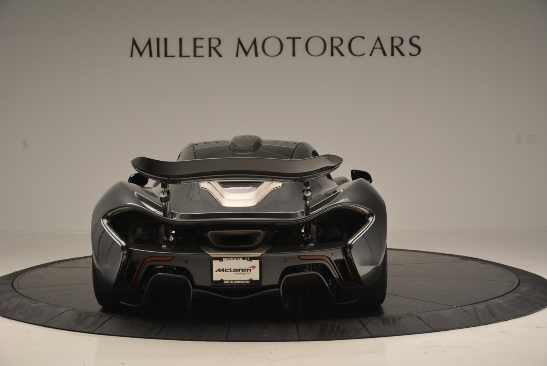 Used 2014 McLaren P1 Coupe For Sale In Greenwich, CT. Alfa Romeo of Greenwich, 3100 513_p9