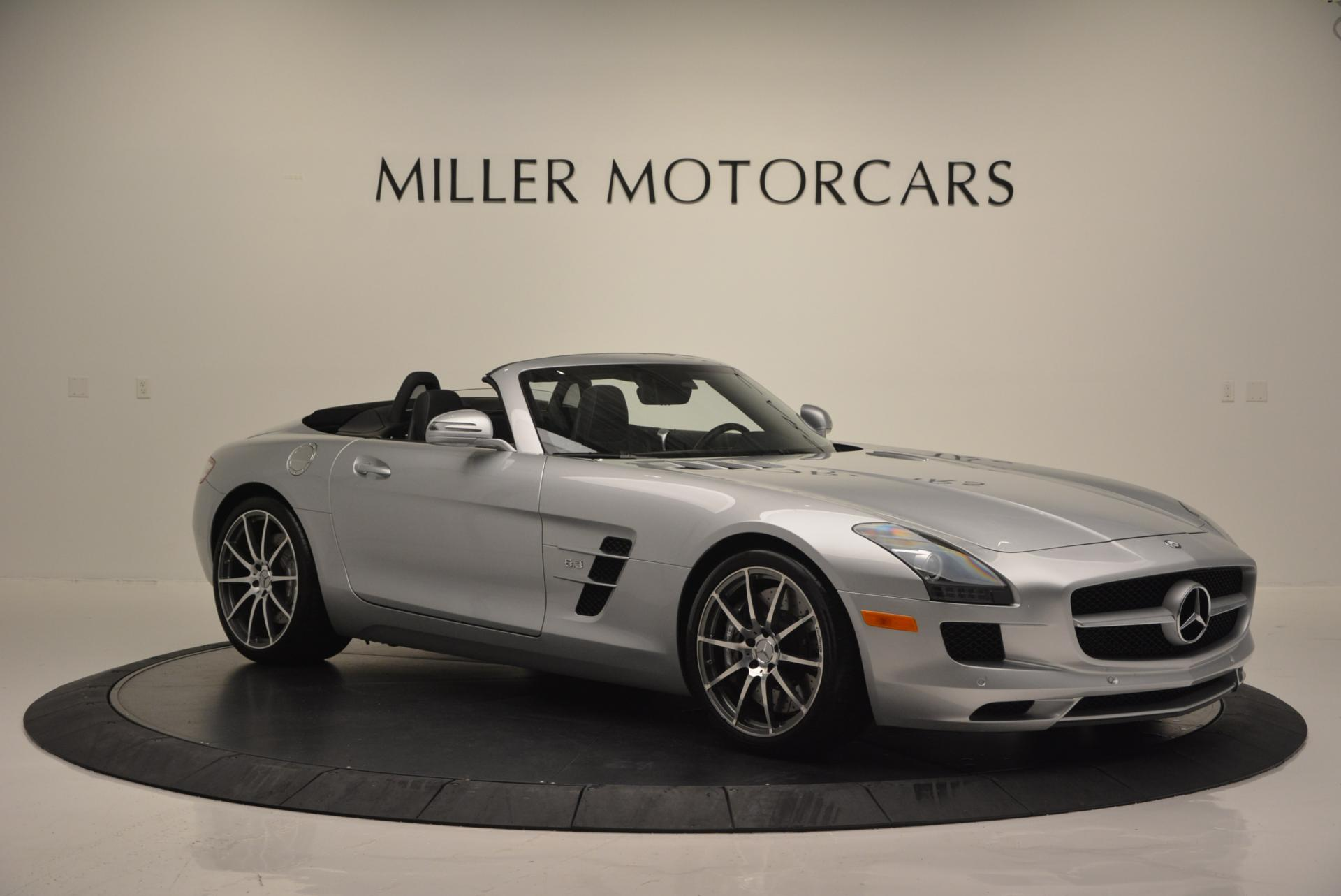 Used 2012 Mercedes Benz SLS AMG  For Sale In Greenwich, CT. Alfa Romeo of Greenwich, 7058 517_p10