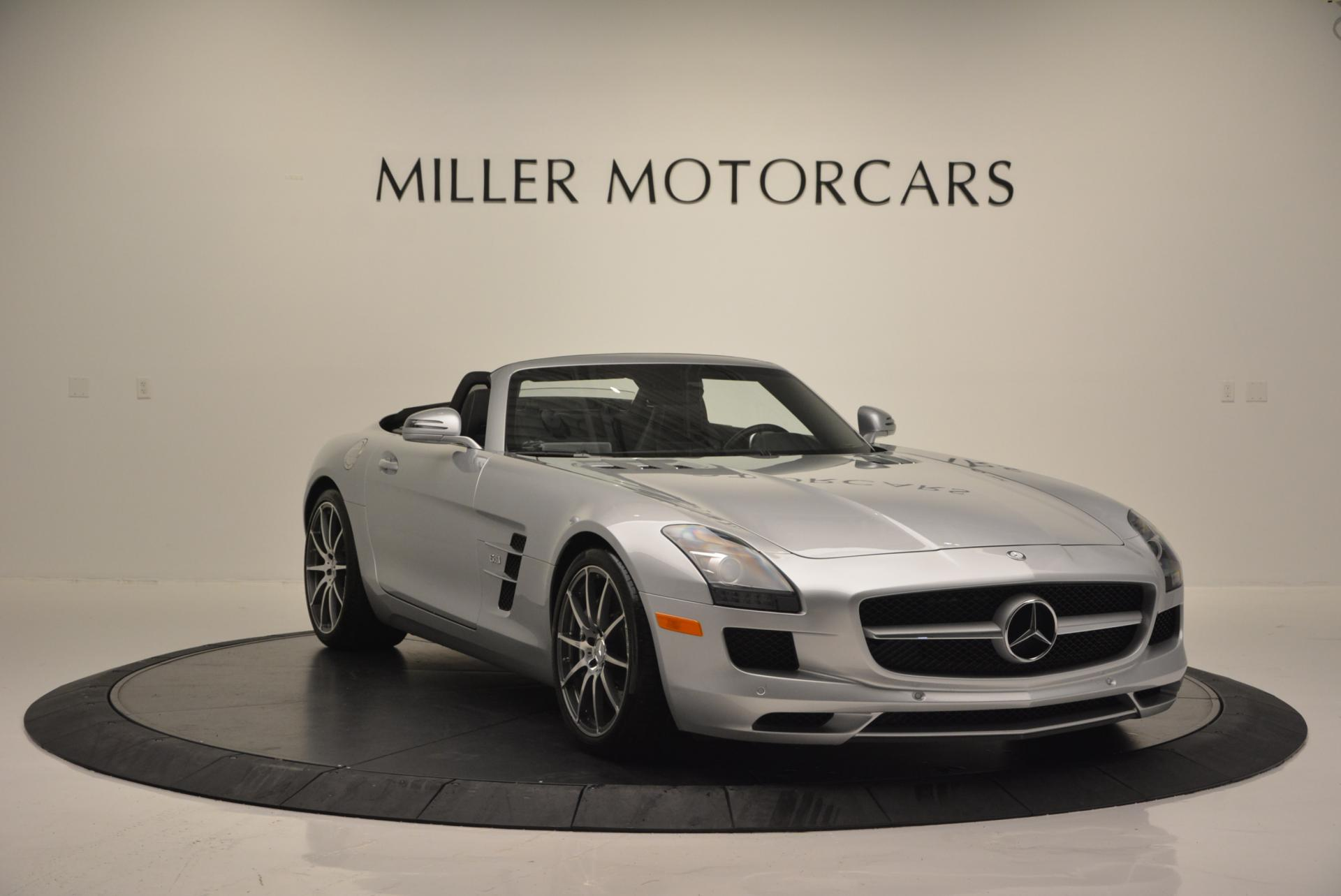 Used 2012 Mercedes Benz SLS AMG  For Sale In Greenwich, CT. Alfa Romeo of Greenwich, 7058 517_p11