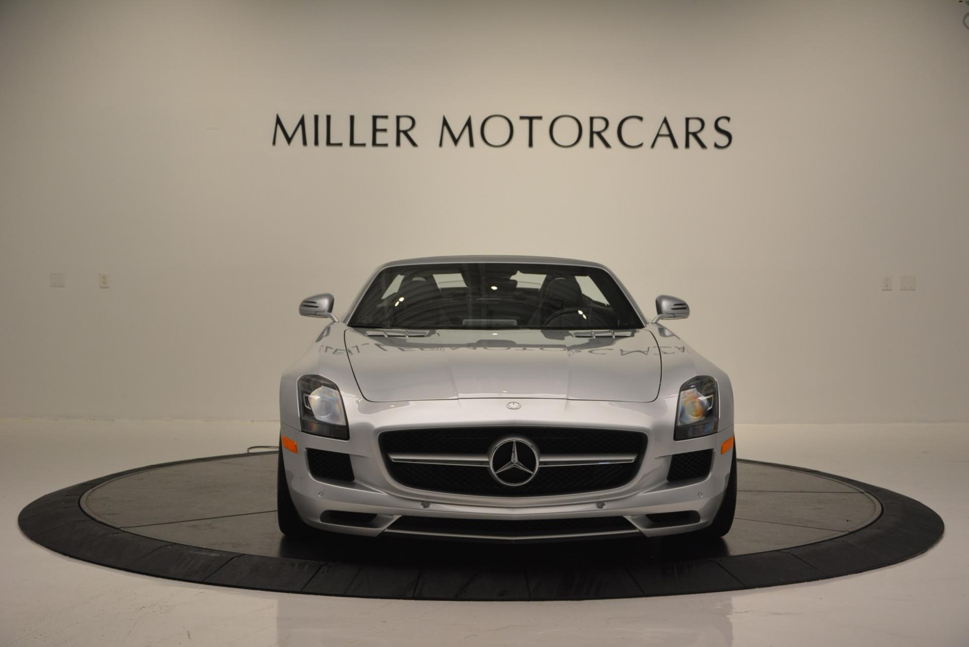 Used 2012 Mercedes Benz SLS AMG  For Sale In Greenwich, CT. Alfa Romeo of Greenwich, 7058 517_p12