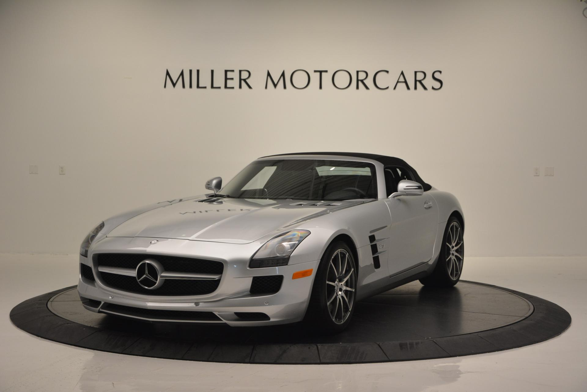 Used 2012 Mercedes Benz SLS AMG  For Sale In Greenwich, CT. Alfa Romeo of Greenwich, 7058 517_p13