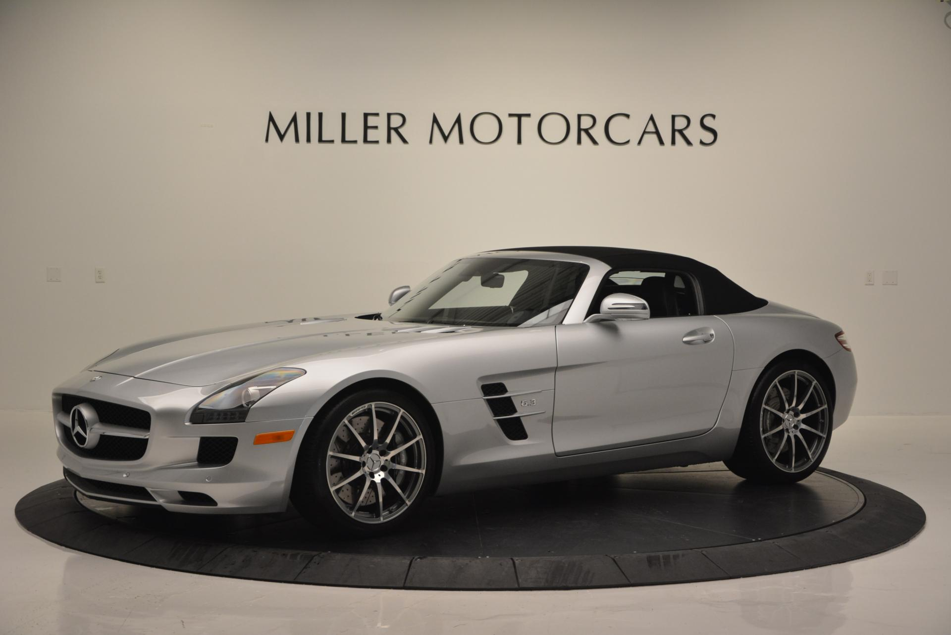 Used 2012 Mercedes Benz SLS AMG  For Sale In Greenwich, CT. Alfa Romeo of Greenwich, 7058 517_p14