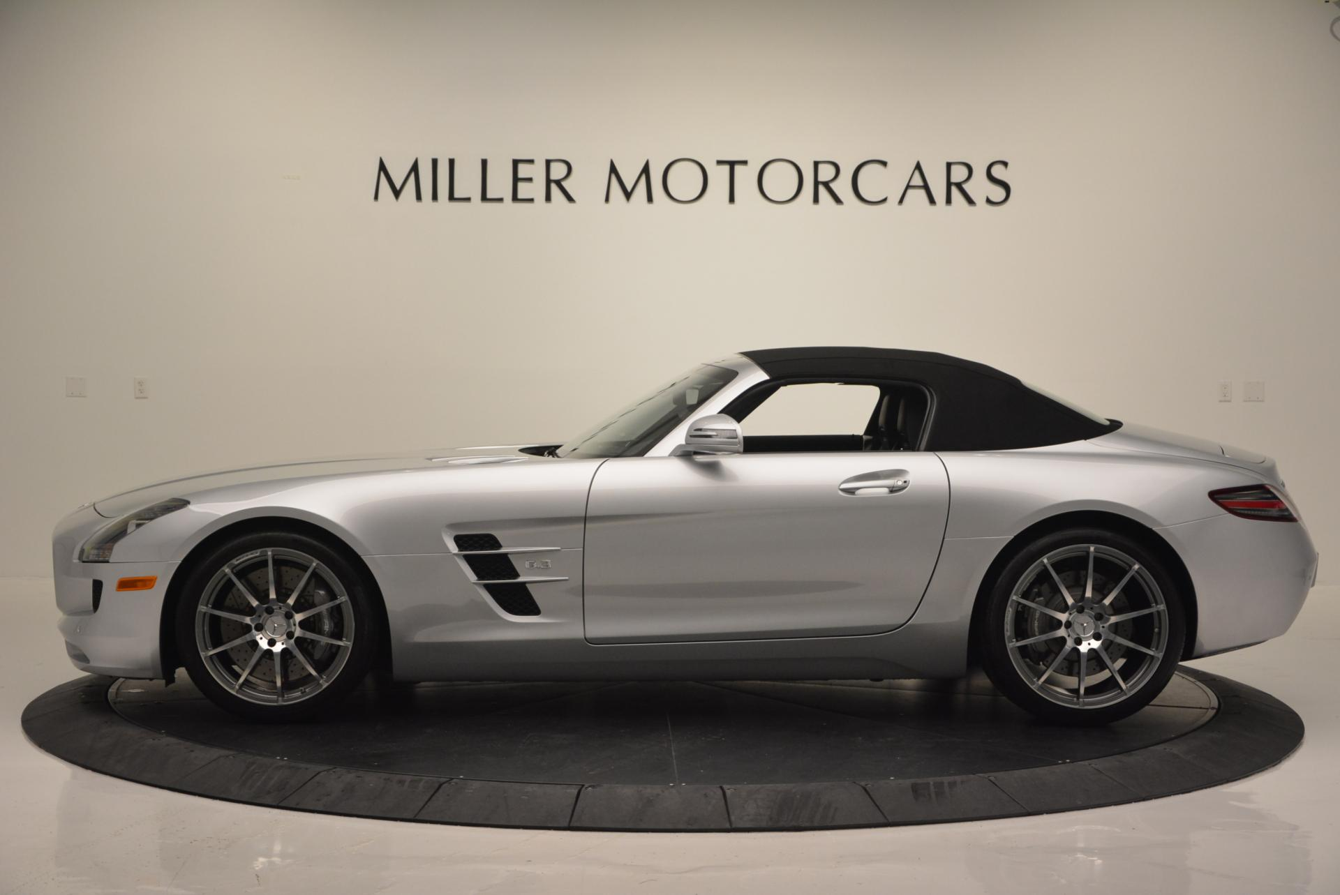 Used 2012 Mercedes Benz SLS AMG  For Sale In Greenwich, CT. Alfa Romeo of Greenwich, 7058 517_p15