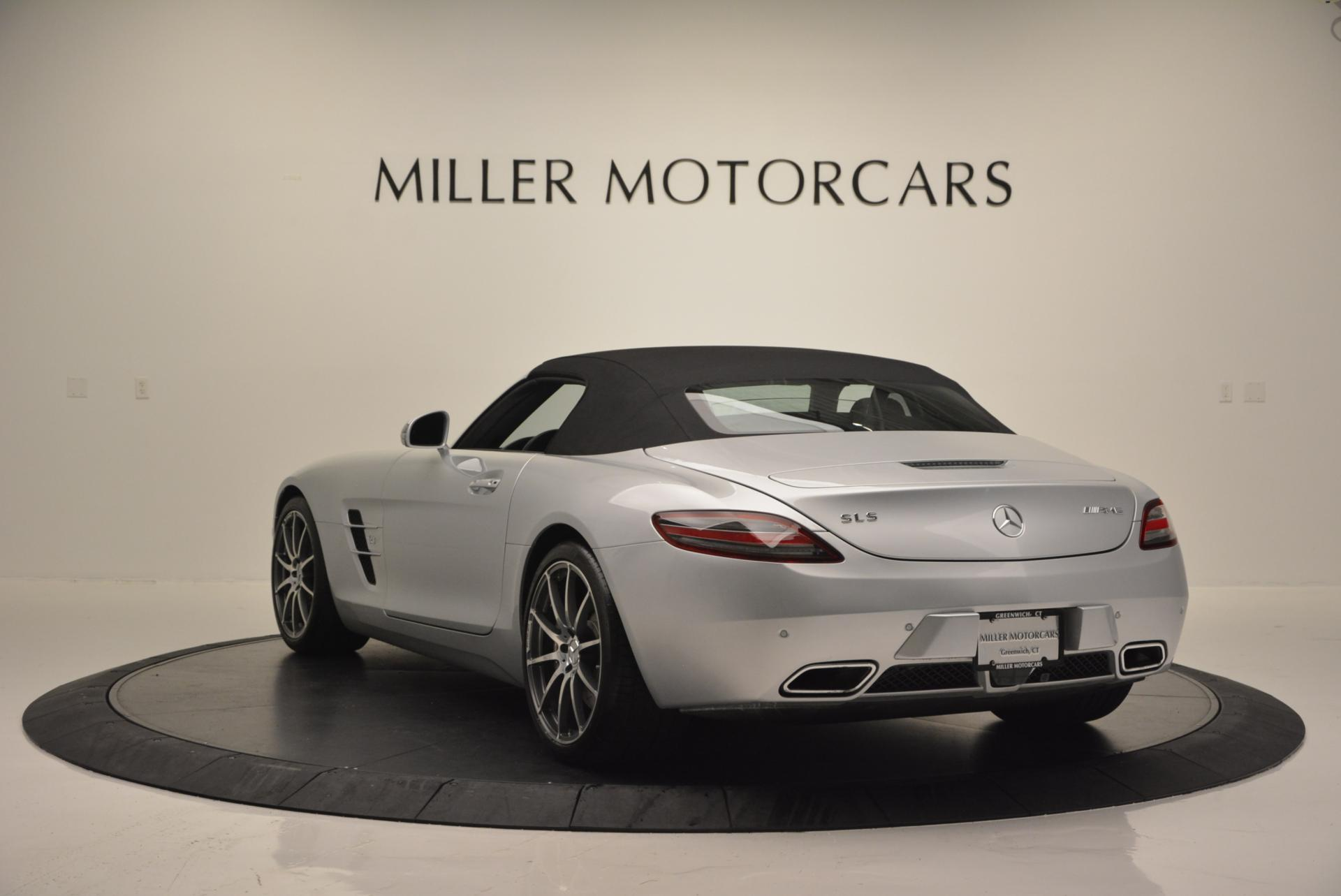 Used 2012 Mercedes Benz SLS AMG  For Sale In Greenwich, CT. Alfa Romeo of Greenwich, 7058 517_p16