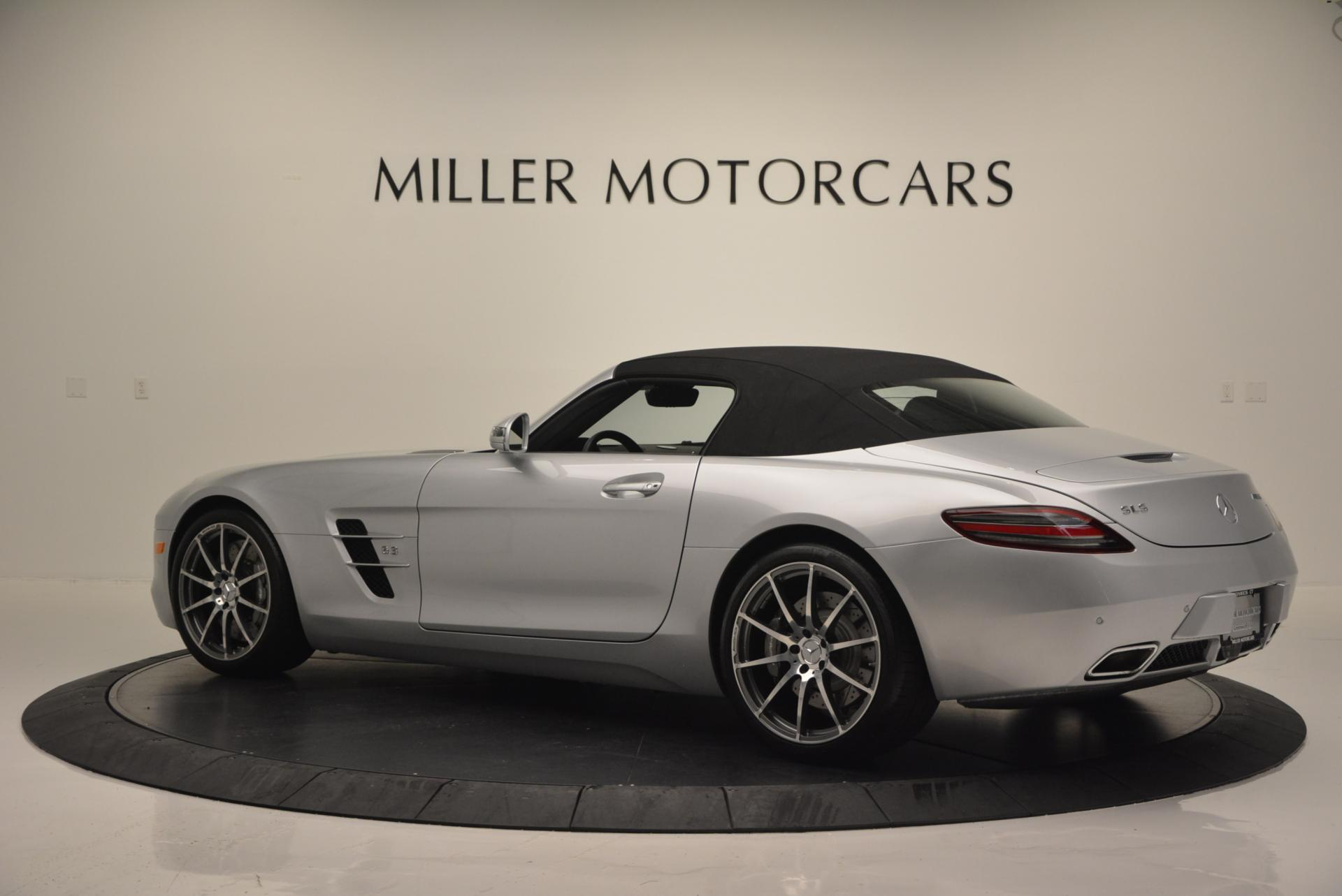 Used 2012 Mercedes Benz SLS AMG  For Sale In Greenwich, CT. Alfa Romeo of Greenwich, 7058 517_p17