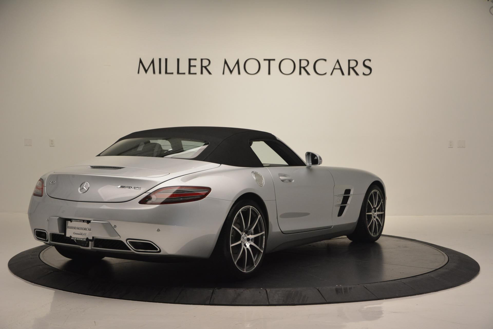 Used 2012 Mercedes Benz SLS AMG  For Sale In Greenwich, CT. Alfa Romeo of Greenwich, 7058 517_p19
