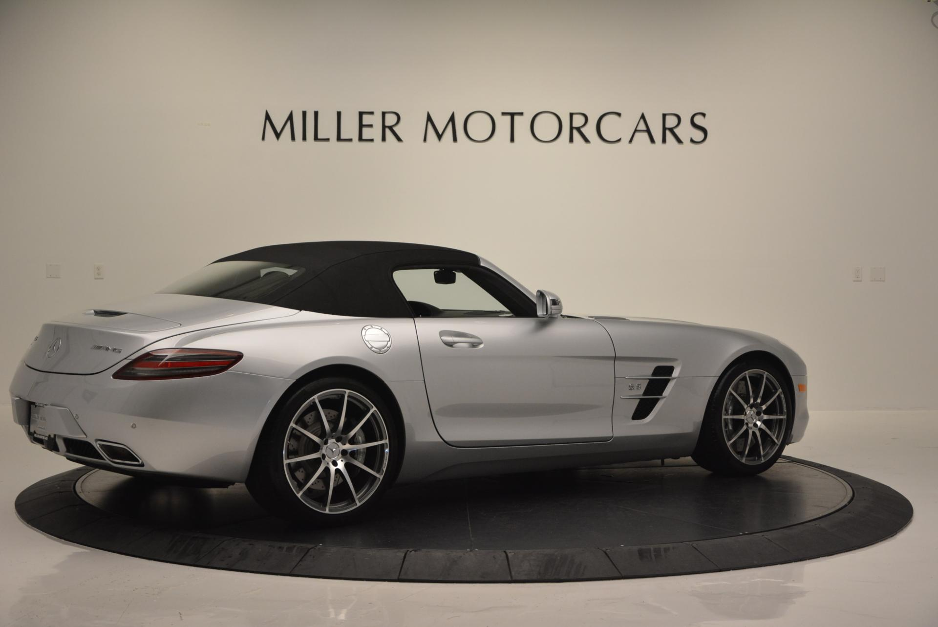 Used 2012 Mercedes Benz SLS AMG  For Sale In Greenwich, CT. Alfa Romeo of Greenwich, 7058 517_p20