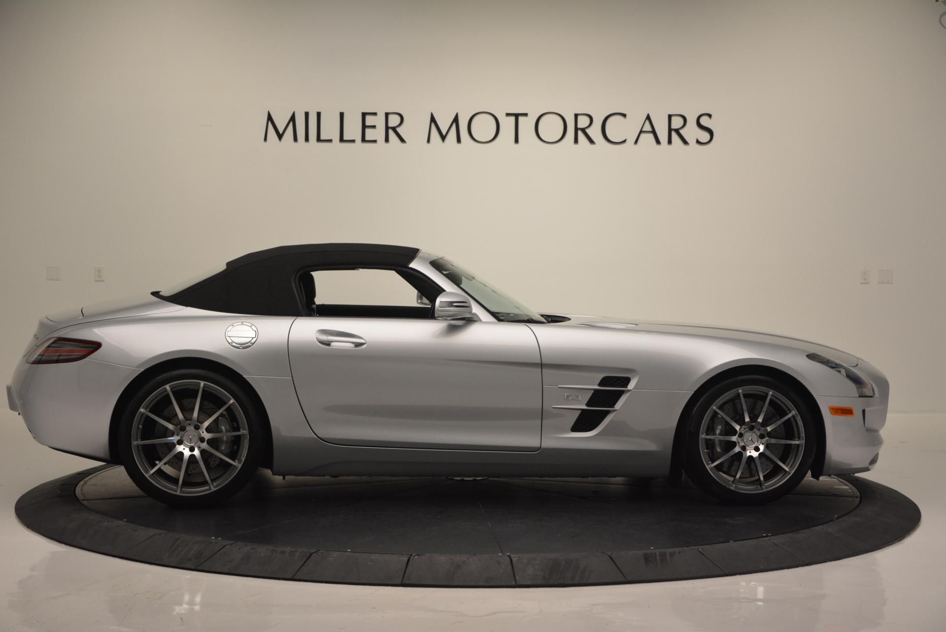 Used 2012 Mercedes Benz SLS AMG  For Sale In Greenwich, CT. Alfa Romeo of Greenwich, 7058 517_p21