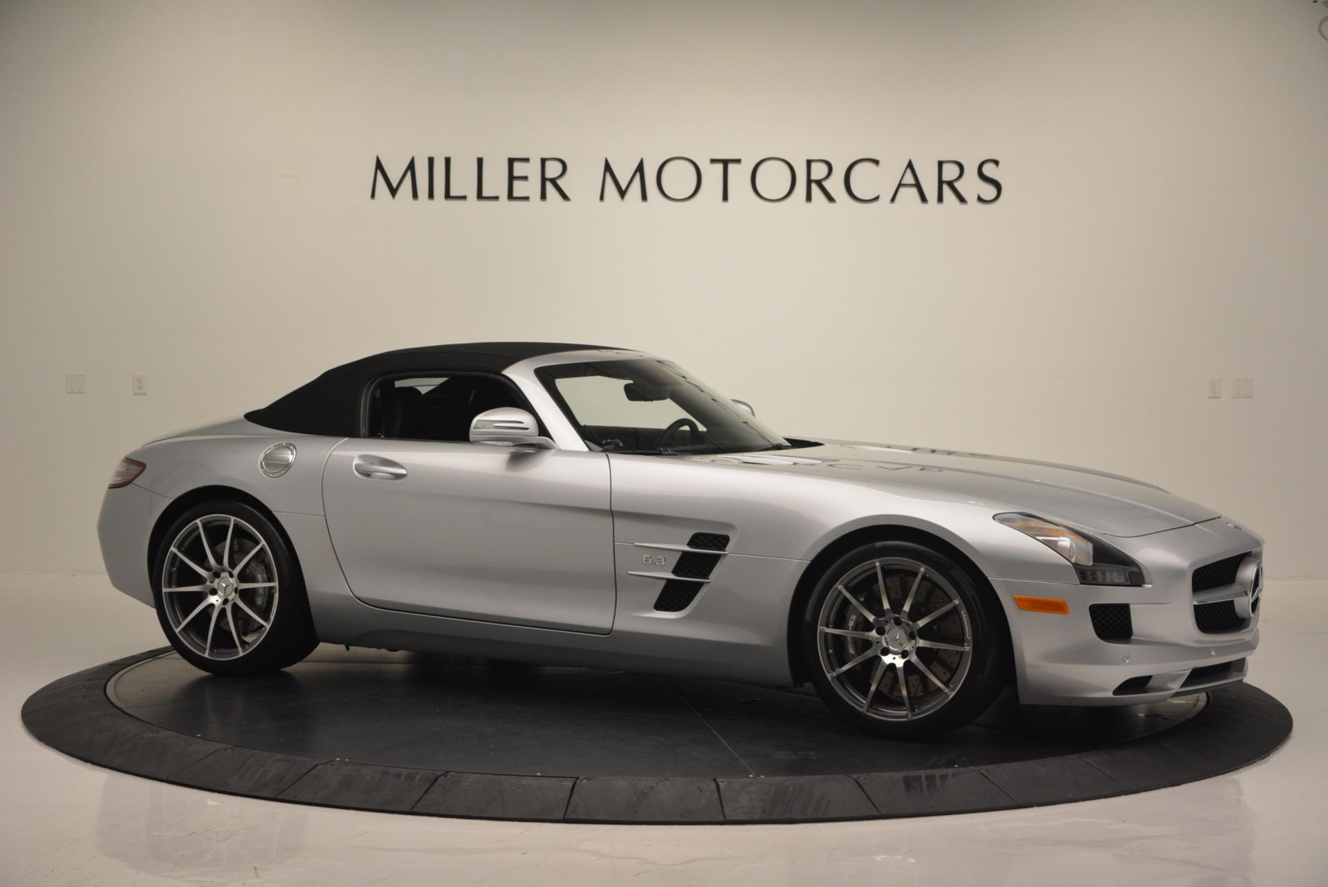 Used 2012 Mercedes Benz SLS AMG  For Sale In Greenwich, CT. Alfa Romeo of Greenwich, 7058 517_p22