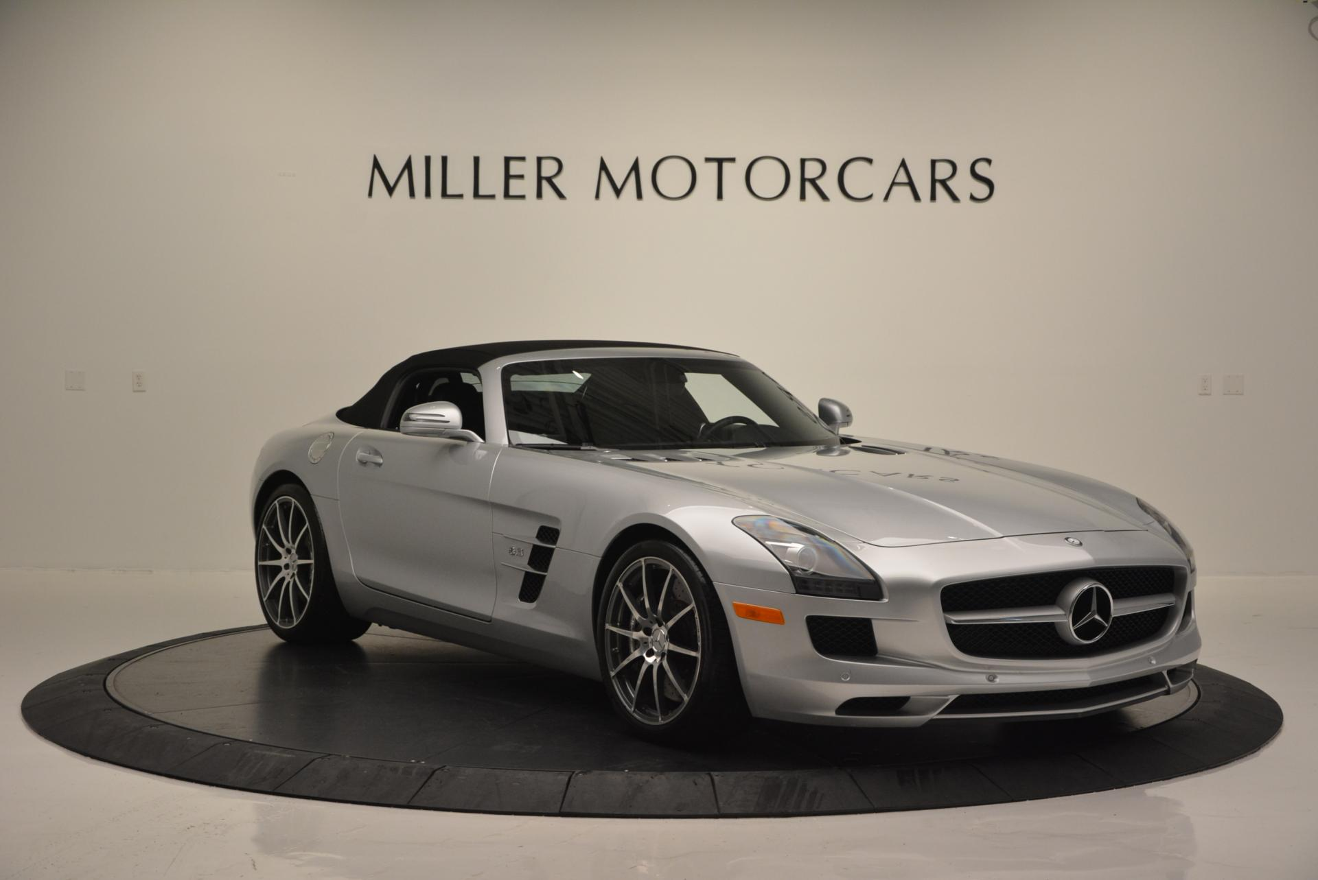 Used 2012 Mercedes Benz SLS AMG  For Sale In Greenwich, CT. Alfa Romeo of Greenwich, 7058 517_p23