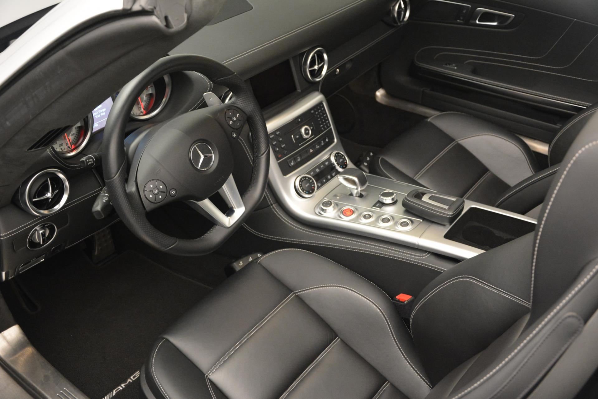 Used 2012 Mercedes Benz SLS AMG  For Sale In Greenwich, CT. Alfa Romeo of Greenwich, 7058 517_p24