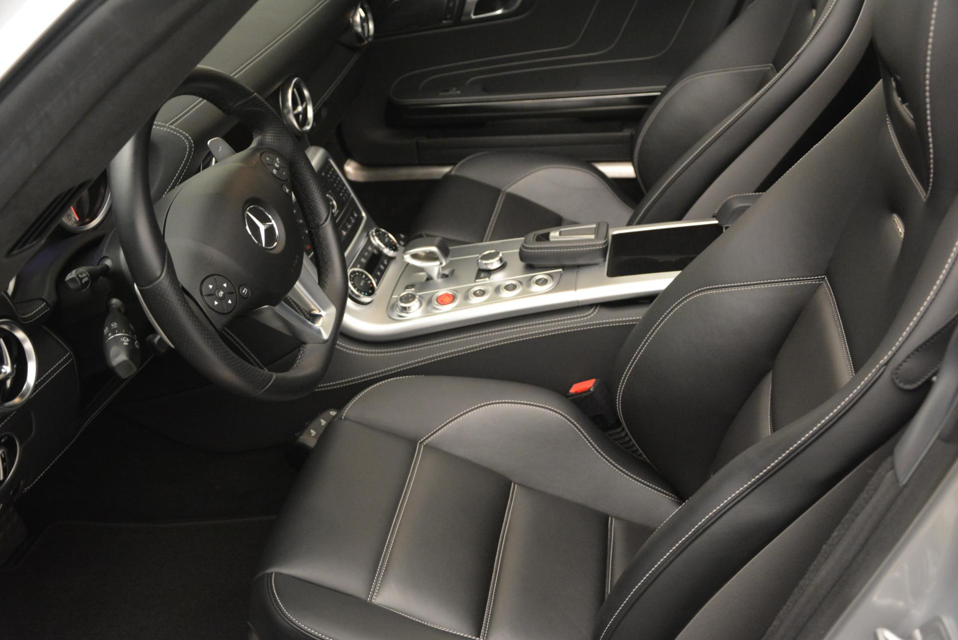 Used 2012 Mercedes Benz SLS AMG  For Sale In Greenwich, CT. Alfa Romeo of Greenwich, 7058 517_p25