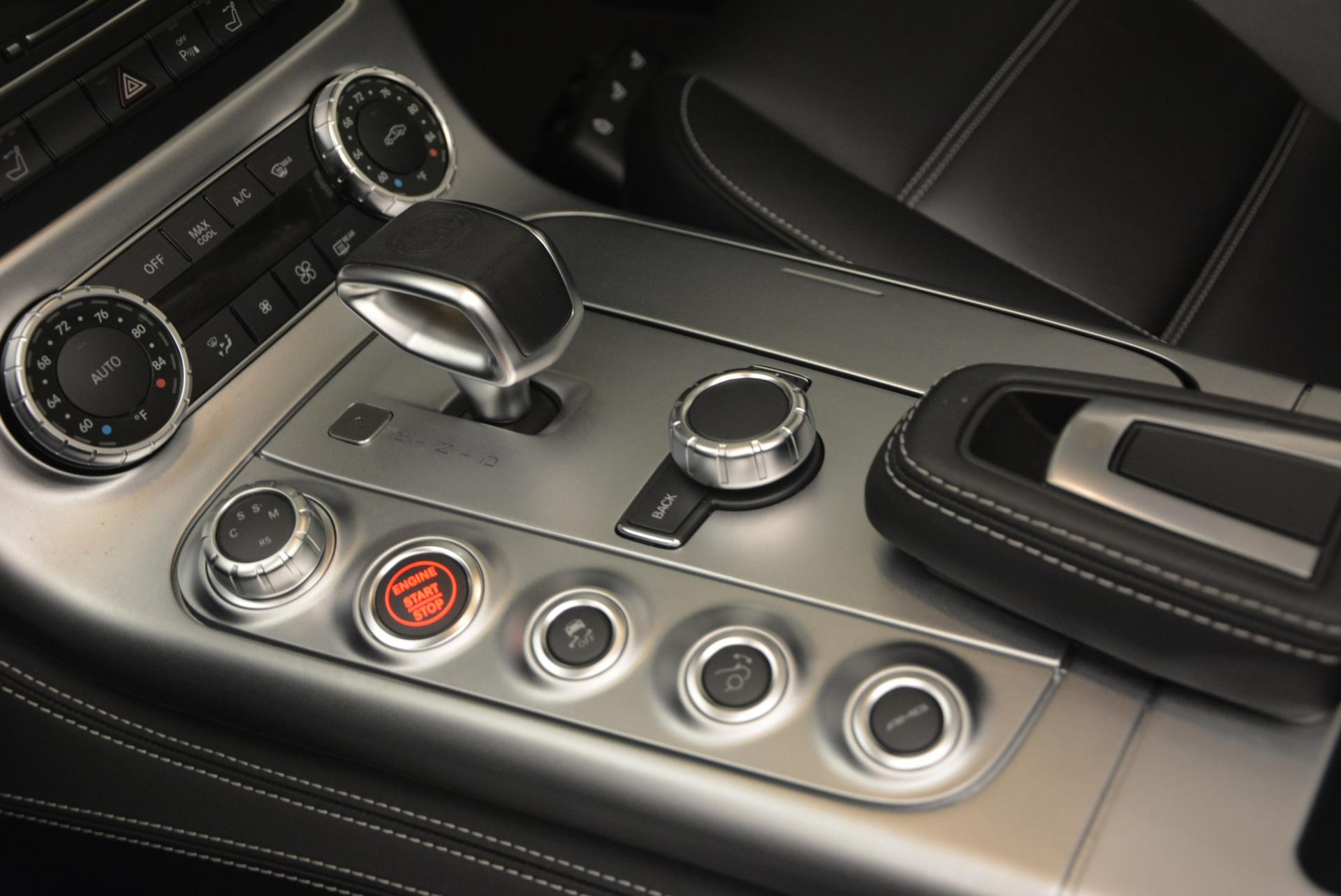Used 2012 Mercedes Benz SLS AMG  For Sale In Greenwich, CT. Alfa Romeo of Greenwich, 7058 517_p29