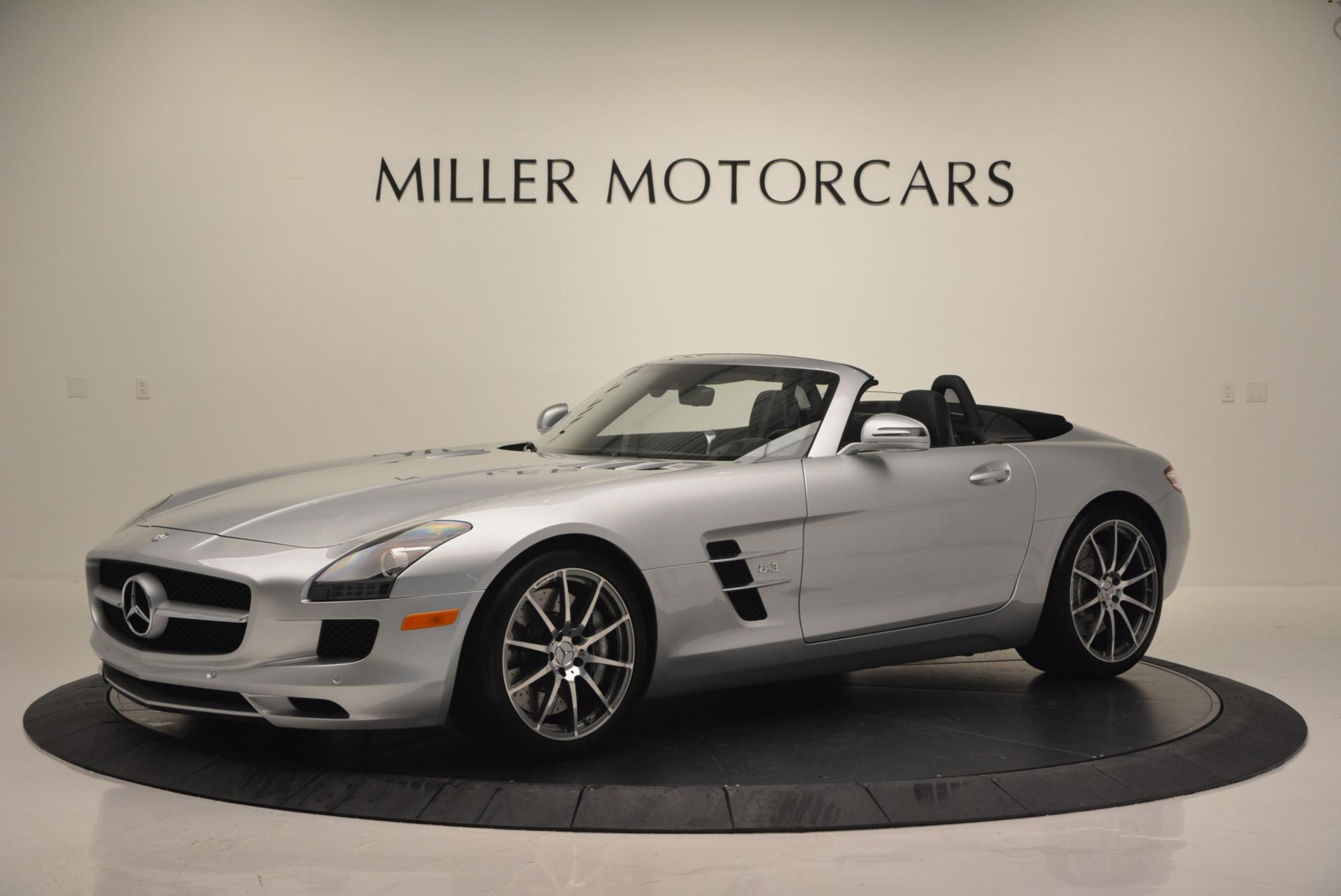 Used 2012 Mercedes Benz SLS AMG  For Sale In Greenwich, CT. Alfa Romeo of Greenwich, 7058 517_p2
