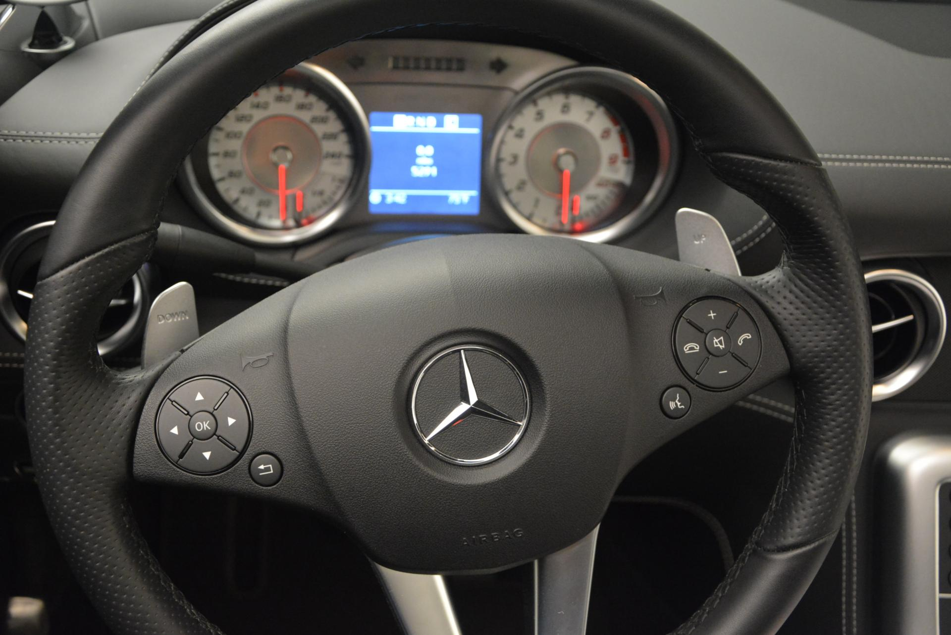 Used 2012 Mercedes Benz SLS AMG  For Sale In Greenwich, CT. Alfa Romeo of Greenwich, 7058 517_p33