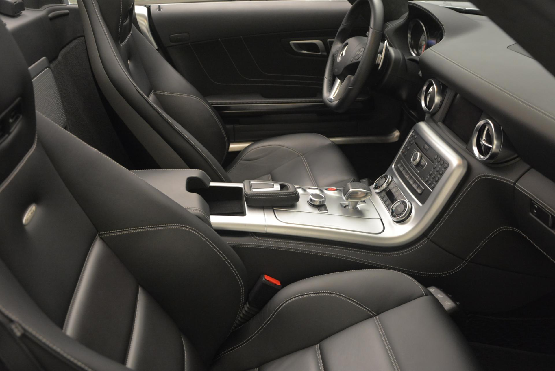 Used 2012 Mercedes Benz SLS AMG  For Sale In Greenwich, CT. Alfa Romeo of Greenwich, 7058 517_p34