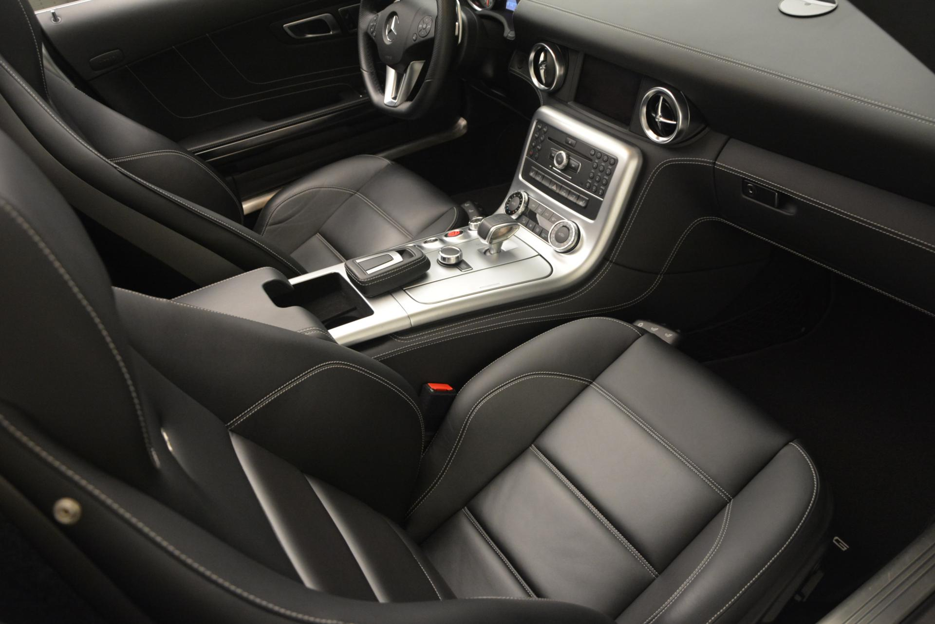 Used 2012 Mercedes Benz SLS AMG  For Sale In Greenwich, CT. Alfa Romeo of Greenwich, 7058 517_p35