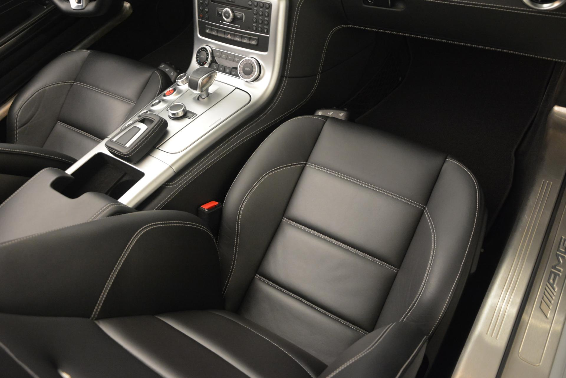 Used 2012 Mercedes Benz SLS AMG  For Sale In Greenwich, CT. Alfa Romeo of Greenwich, 7058 517_p36