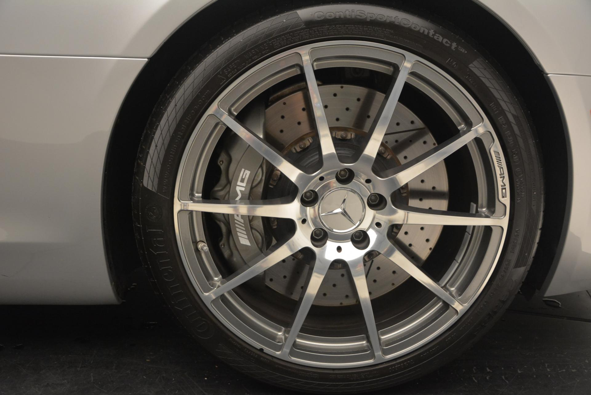 Used 2012 Mercedes Benz SLS AMG  For Sale In Greenwich, CT. Alfa Romeo of Greenwich, 7058 517_p42