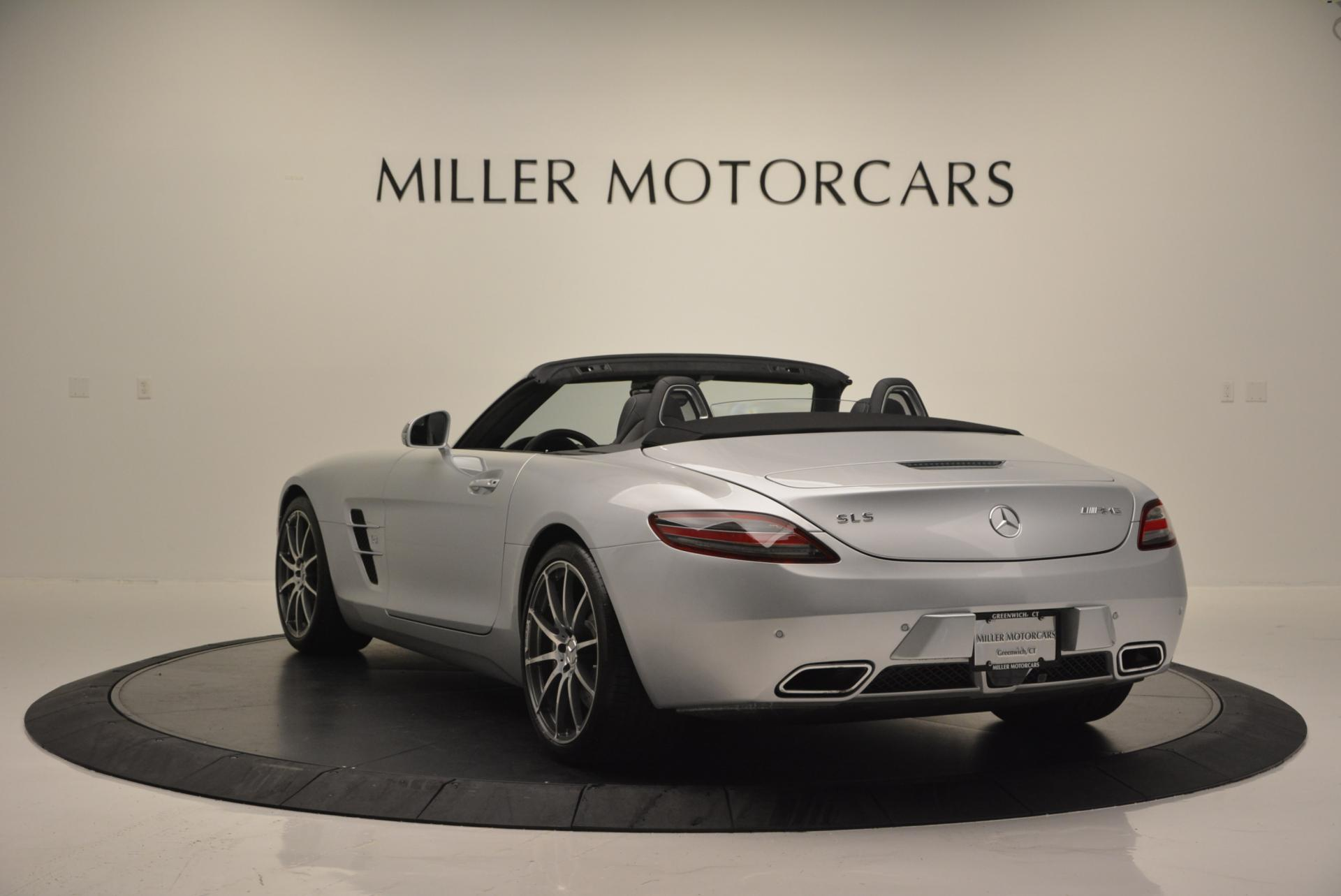 Used 2012 Mercedes Benz SLS AMG  For Sale In Greenwich, CT. Alfa Romeo of Greenwich, 7058 517_p5