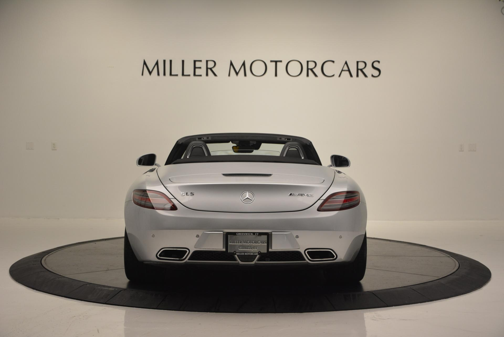 Used 2012 Mercedes Benz SLS AMG  For Sale In Greenwich, CT. Alfa Romeo of Greenwich, 7058 517_p6
