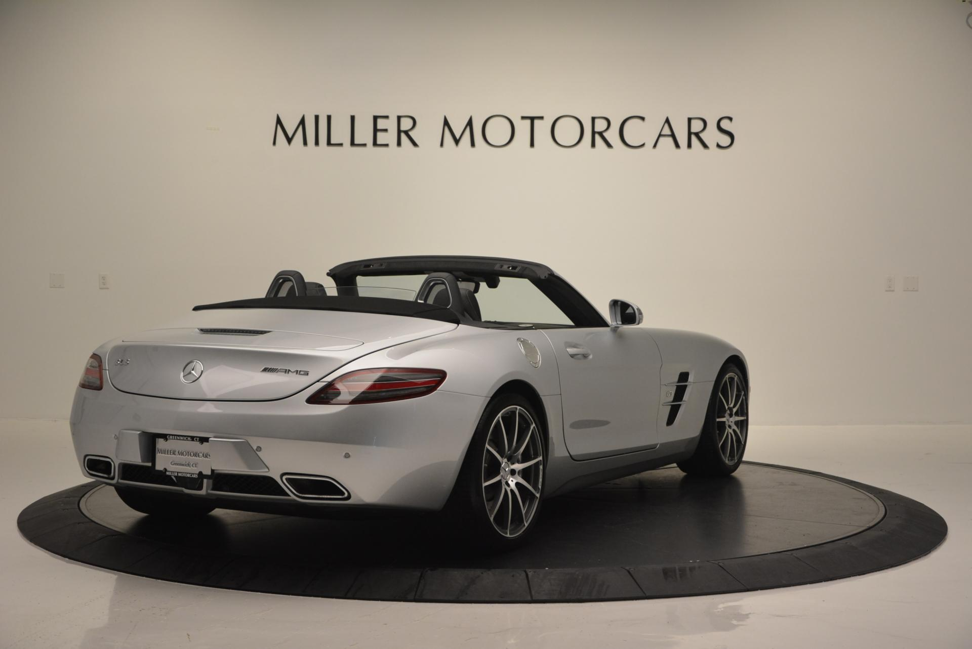 Used 2012 Mercedes Benz SLS AMG  For Sale In Greenwich, CT. Alfa Romeo of Greenwich, 7058 517_p7