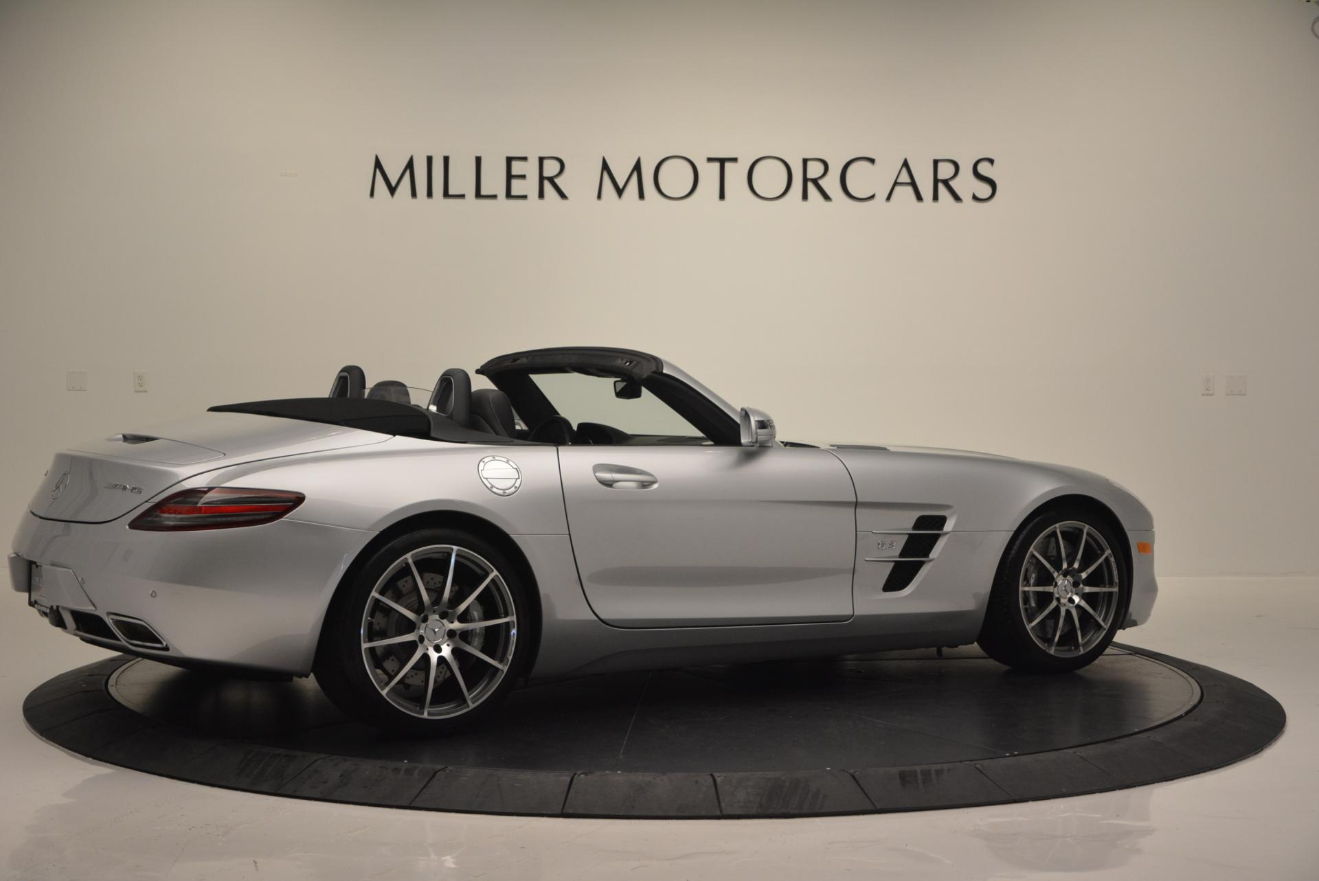 Used 2012 Mercedes Benz SLS AMG  For Sale In Greenwich, CT. Alfa Romeo of Greenwich, 7058 517_p8