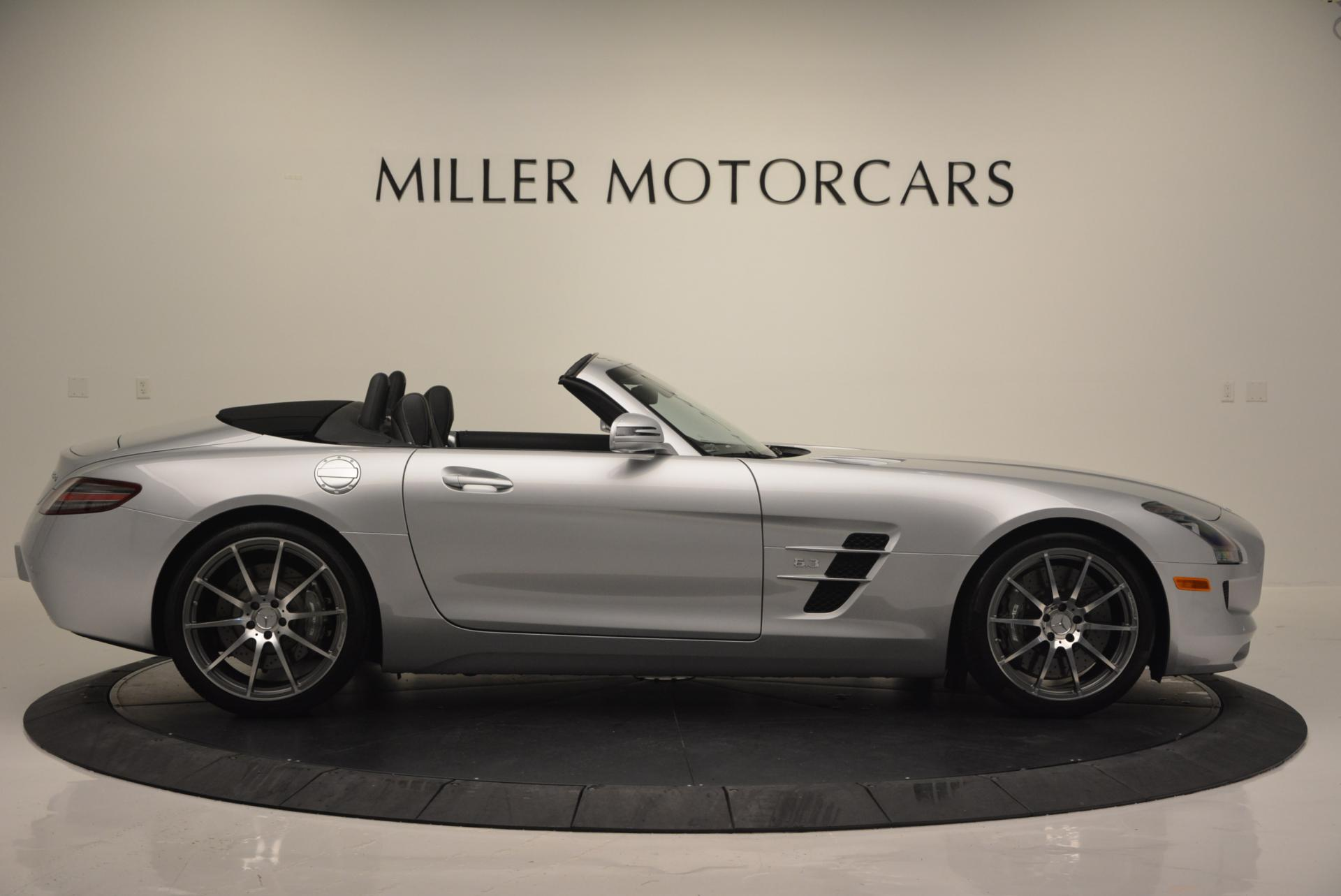 Used 2012 Mercedes Benz SLS AMG  For Sale In Greenwich, CT. Alfa Romeo of Greenwich, 7058 517_p9