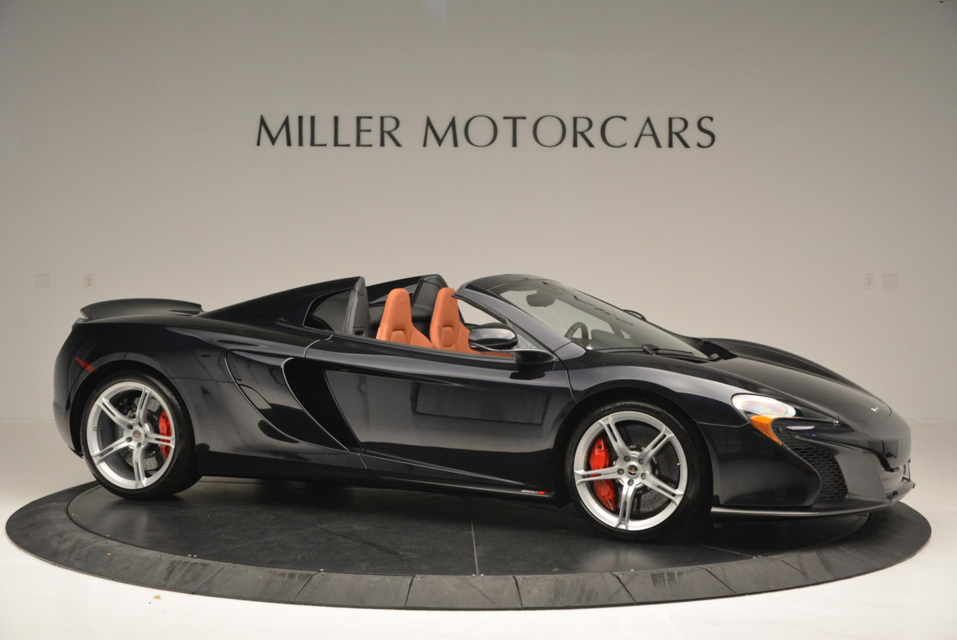 Used 2015 McLaren 650S Spider  For Sale In Greenwich, CT. Alfa Romeo of Greenwich, 3085 518_p10