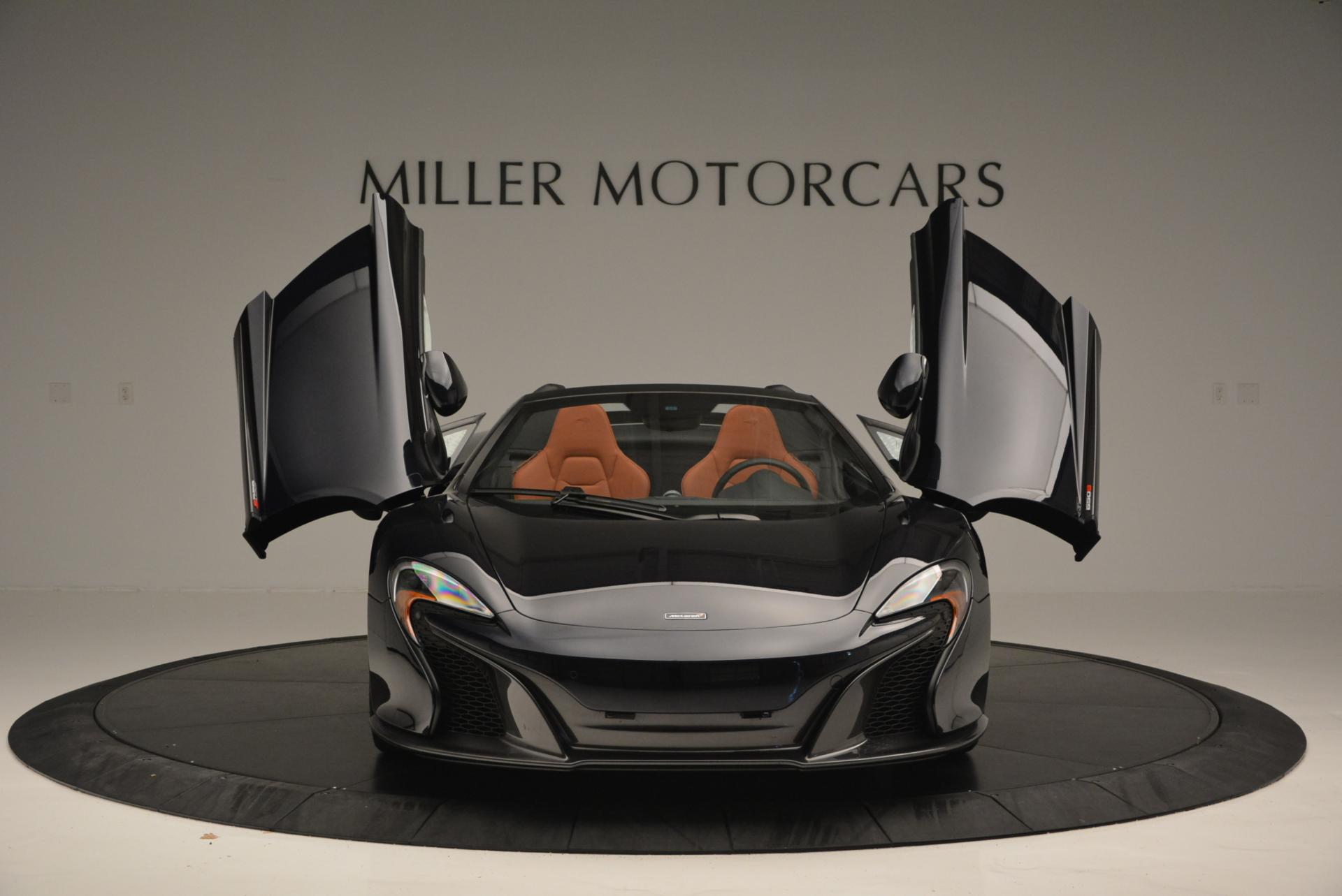Used 2015 McLaren 650S Spider  For Sale In Greenwich, CT. Alfa Romeo of Greenwich, 3085 518_p12