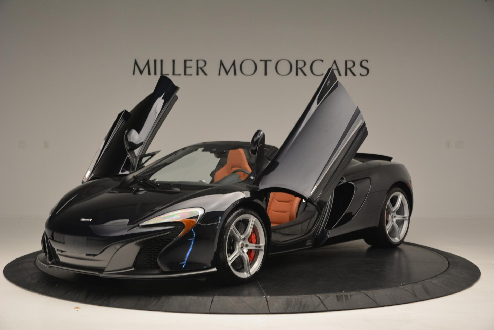 Used 2015 McLaren 650S Spider  For Sale In Greenwich, CT. Alfa Romeo of Greenwich, 3085 518_p13