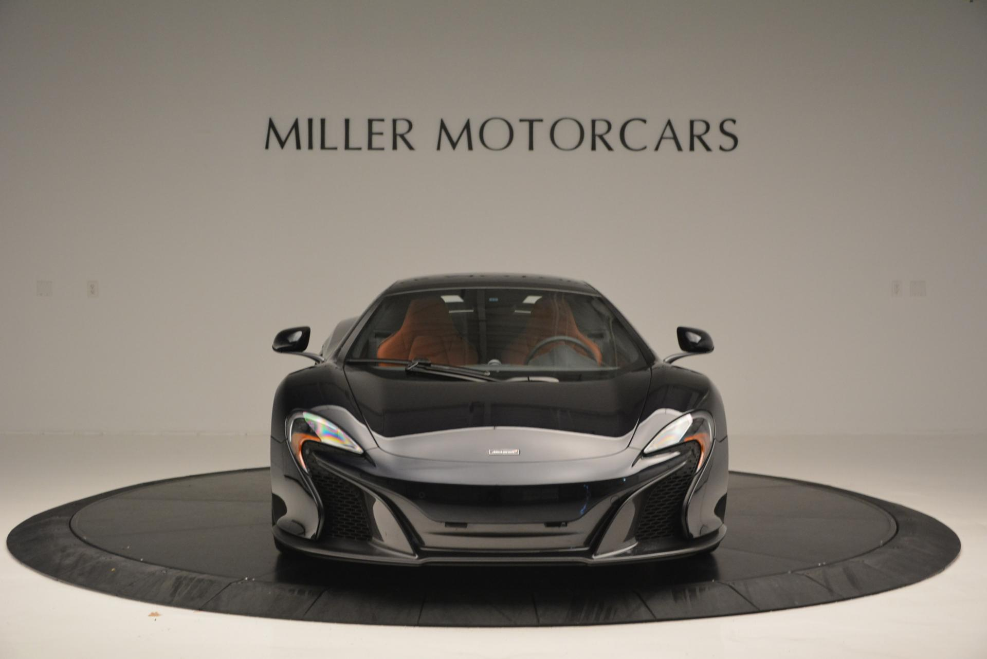 Used 2015 McLaren 650S Spider  For Sale In Greenwich, CT. Alfa Romeo of Greenwich, 3085 518_p15