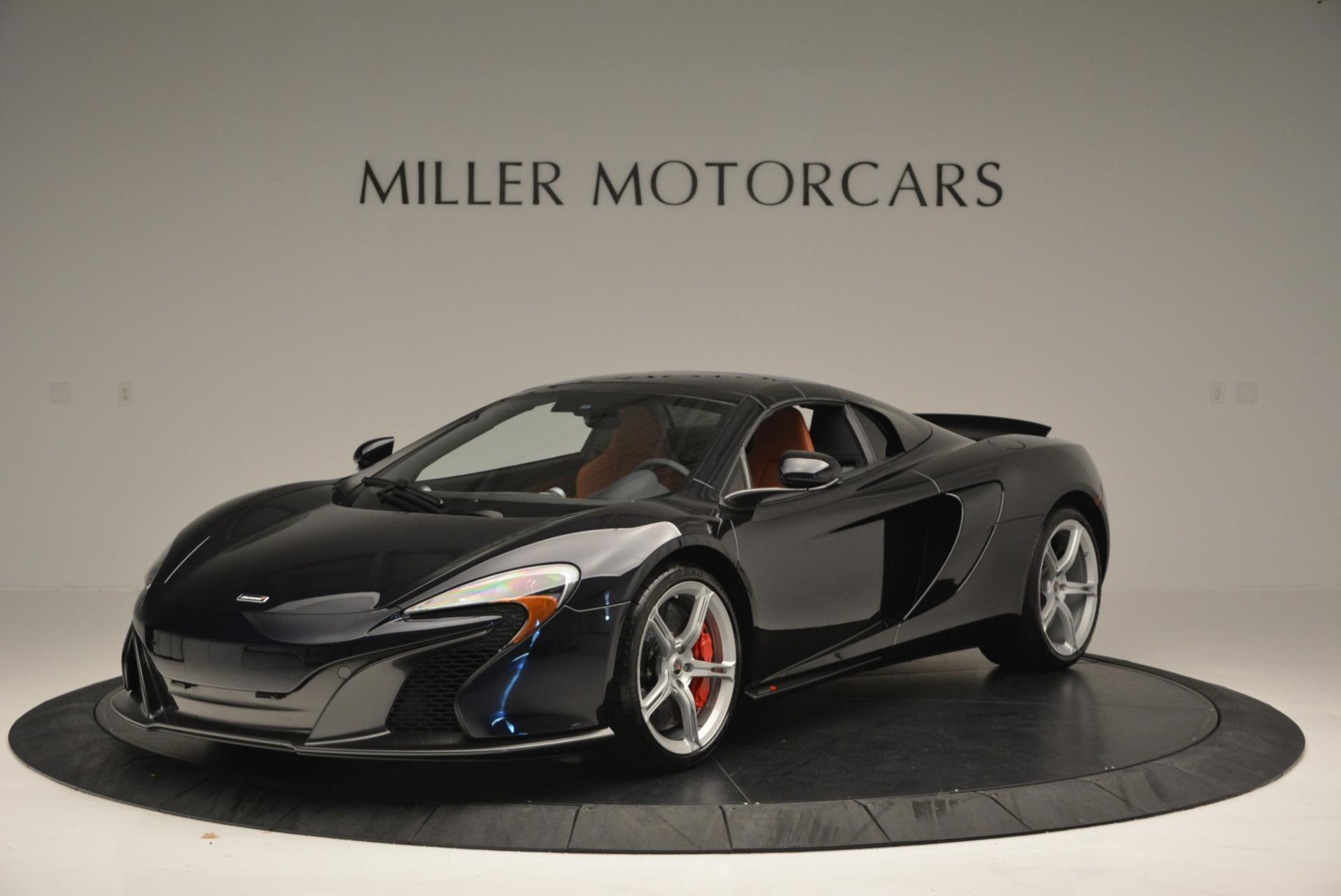 Used 2015 McLaren 650S Spider  For Sale In Greenwich, CT. Alfa Romeo of Greenwich, 3085 518_p16