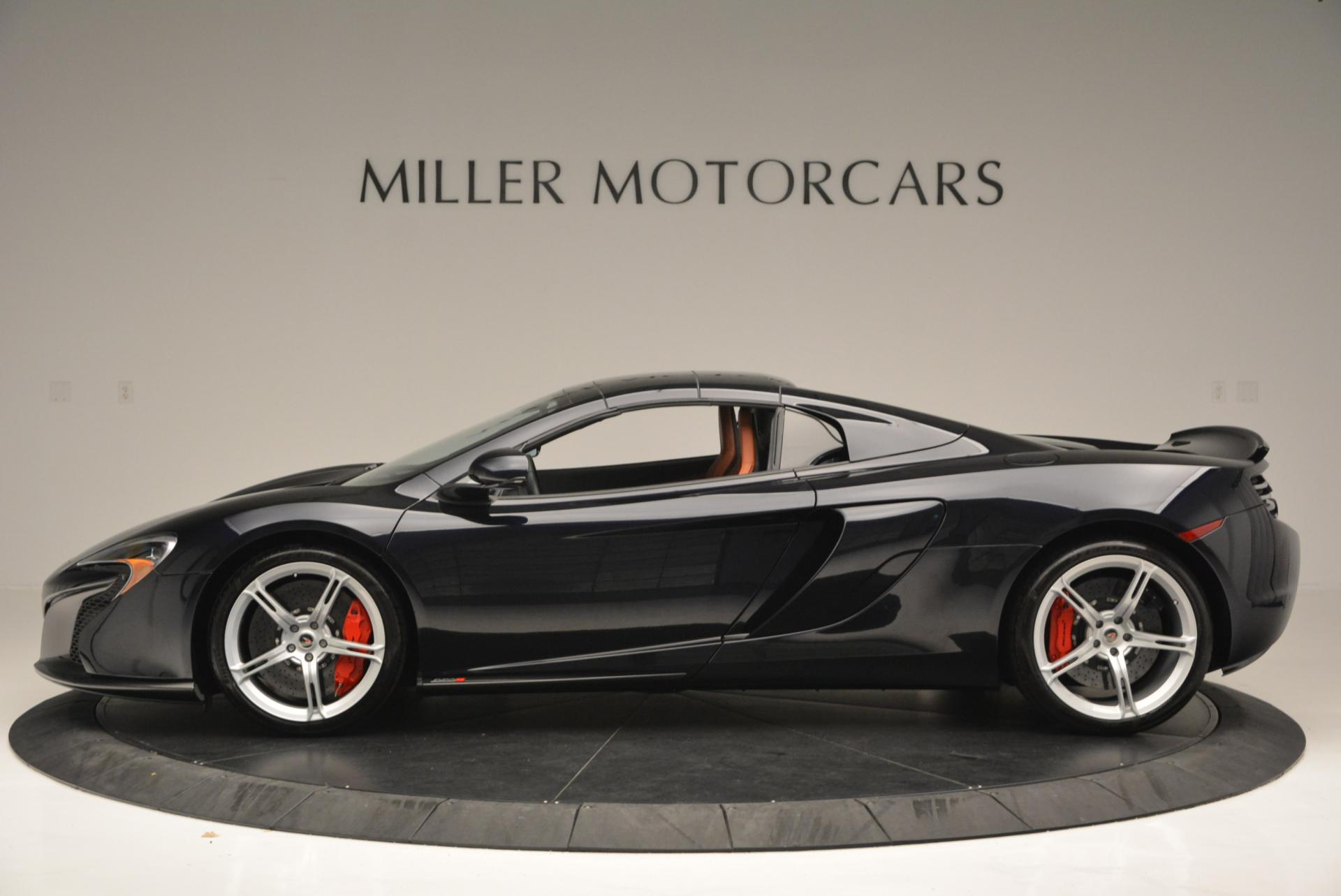 Used 2015 McLaren 650S Spider  For Sale In Greenwich, CT. Alfa Romeo of Greenwich, 3085 518_p17