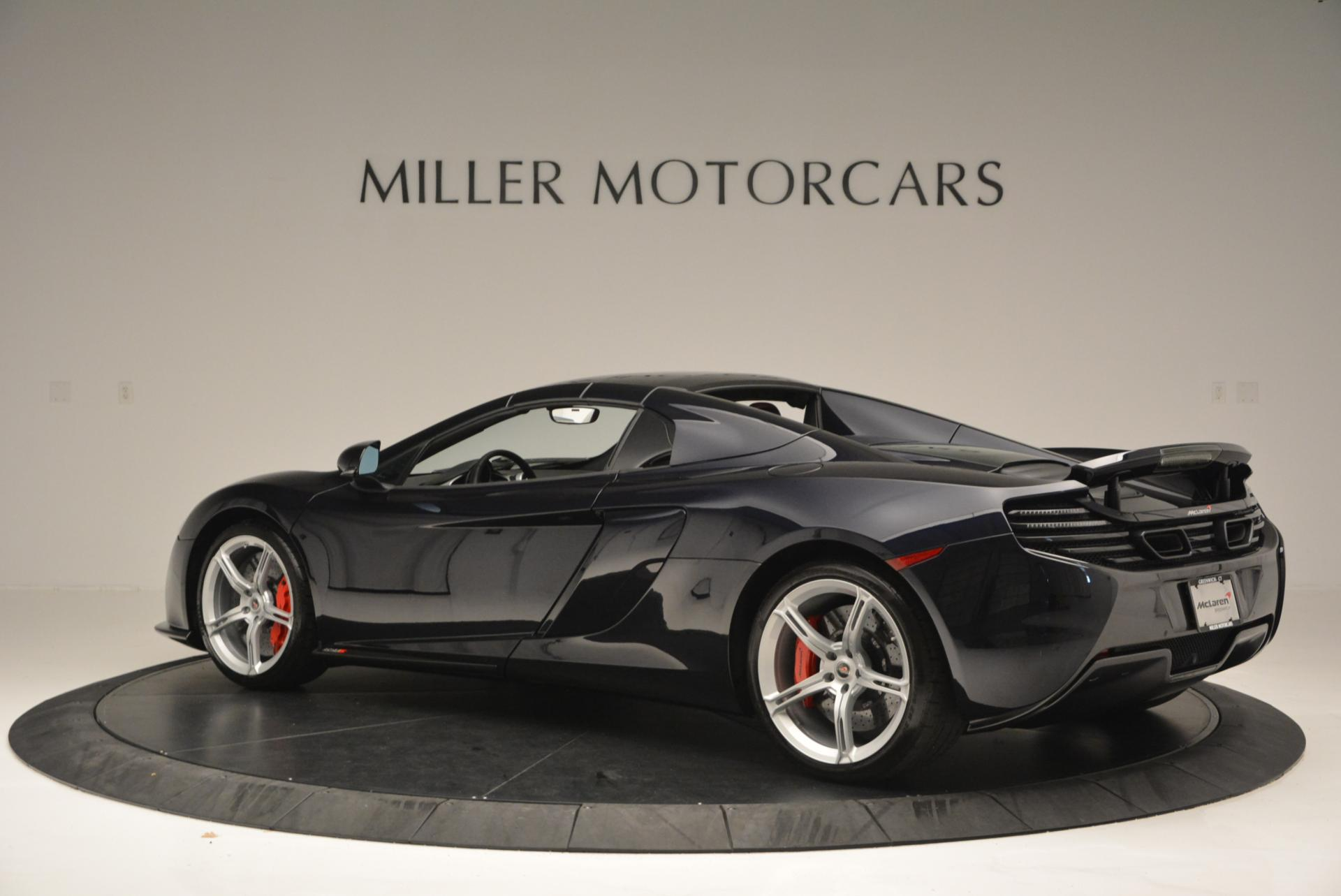Used 2015 McLaren 650S Spider  For Sale In Greenwich, CT. Alfa Romeo of Greenwich, 3085 518_p18