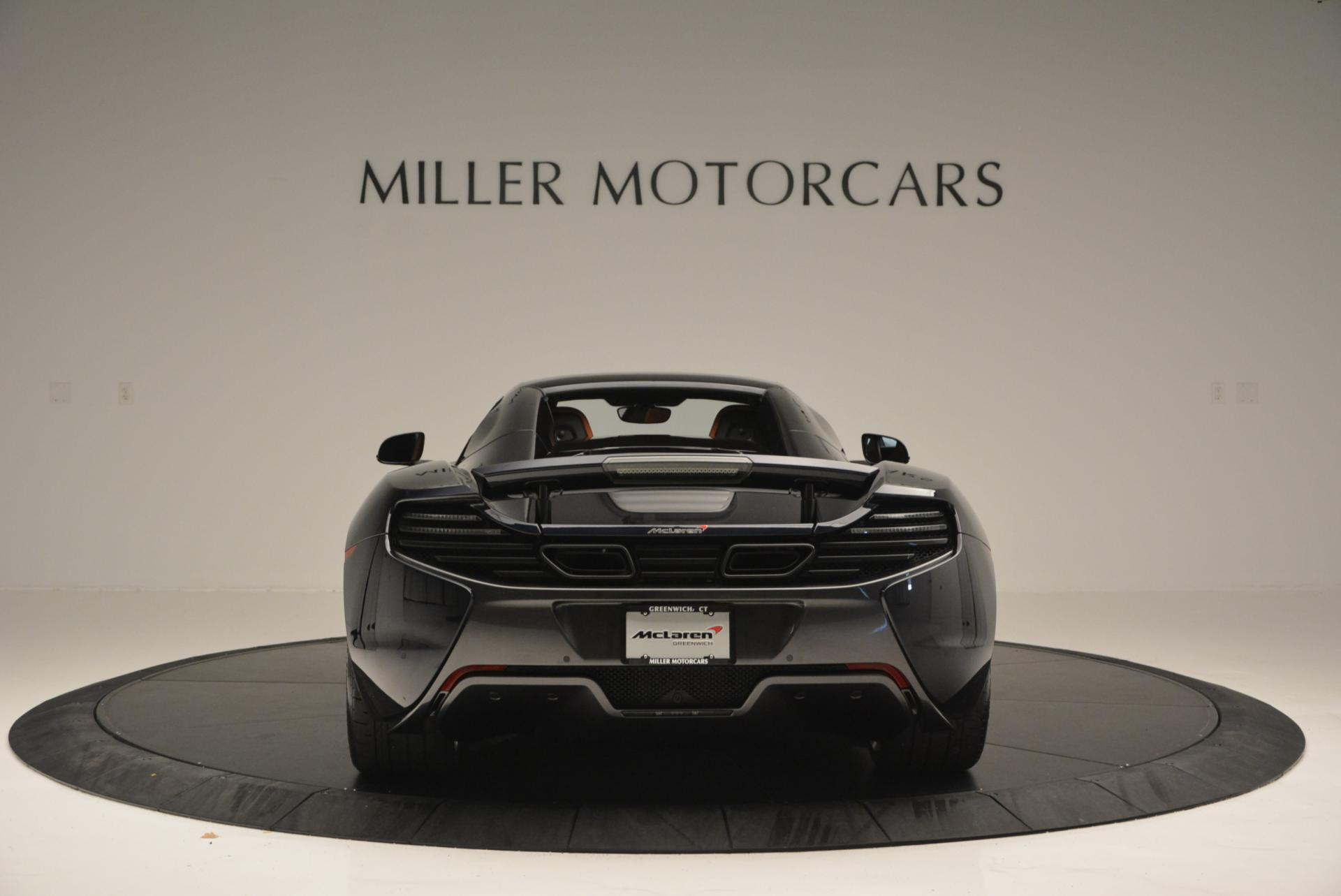 Used 2015 McLaren 650S Spider  For Sale In Greenwich, CT. Alfa Romeo of Greenwich, 3085 518_p19