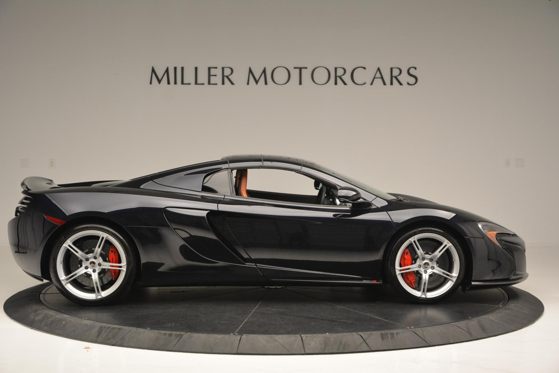 Used 2015 McLaren 650S Spider  For Sale In Greenwich, CT. Alfa Romeo of Greenwich, 3085 518_p21