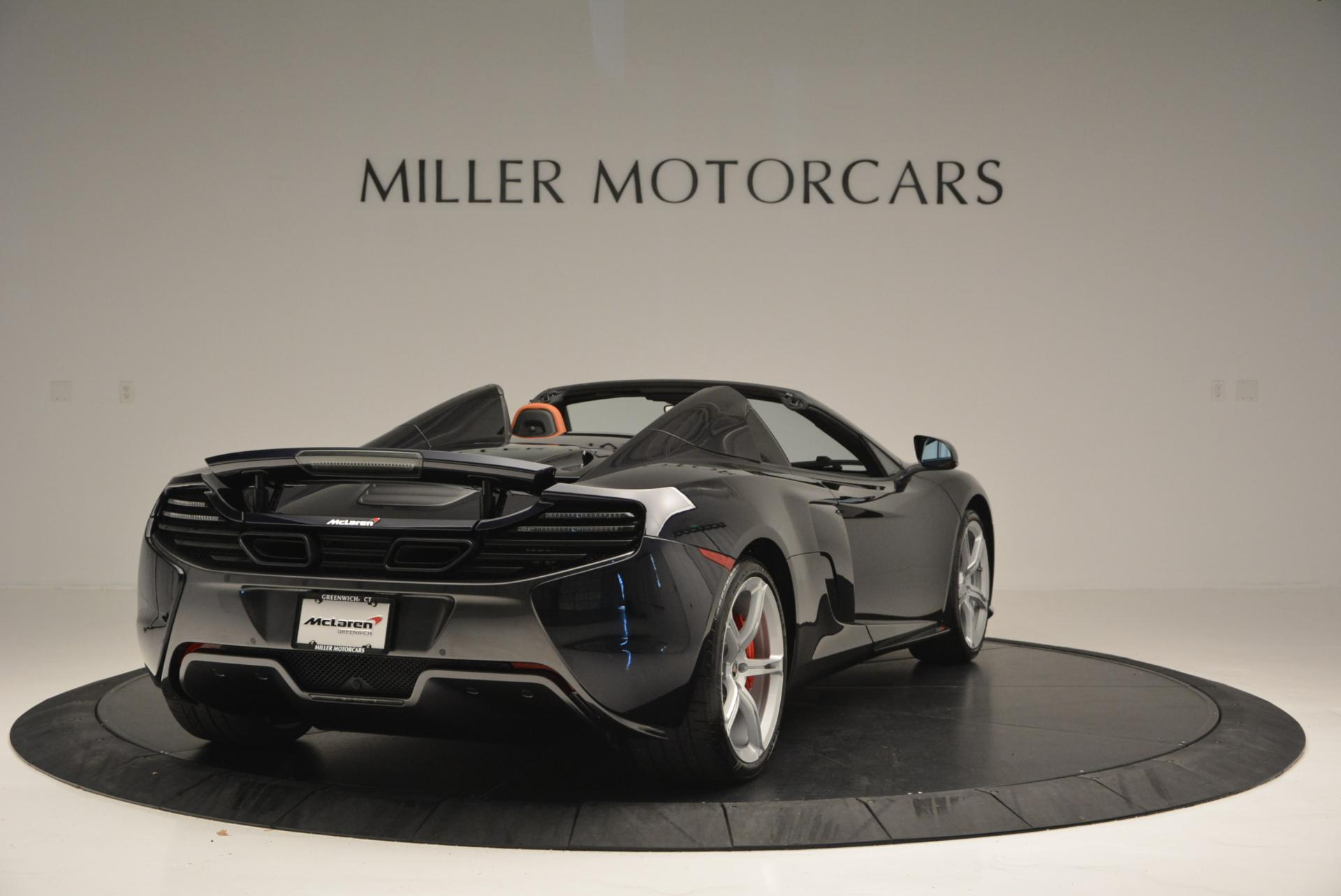 Used 2015 McLaren 650S Spider  For Sale In Greenwich, CT. Alfa Romeo of Greenwich, 3085 518_p7