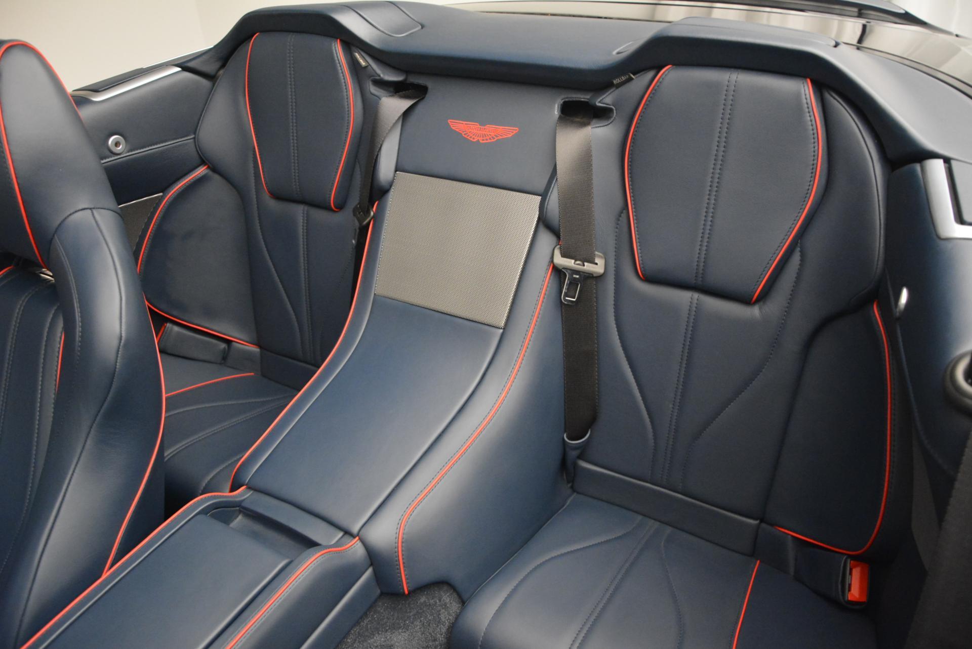 Used 2014 Aston Martin DB9 Volante For Sale In Greenwich, CT. Alfa Romeo of Greenwich, A1179A 519_p16