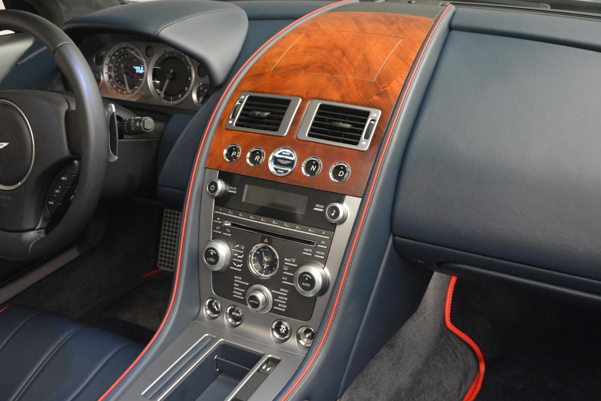 Used 2014 Aston Martin DB9 Volante For Sale In Greenwich, CT. Alfa Romeo of Greenwich, A1179A 519_p19