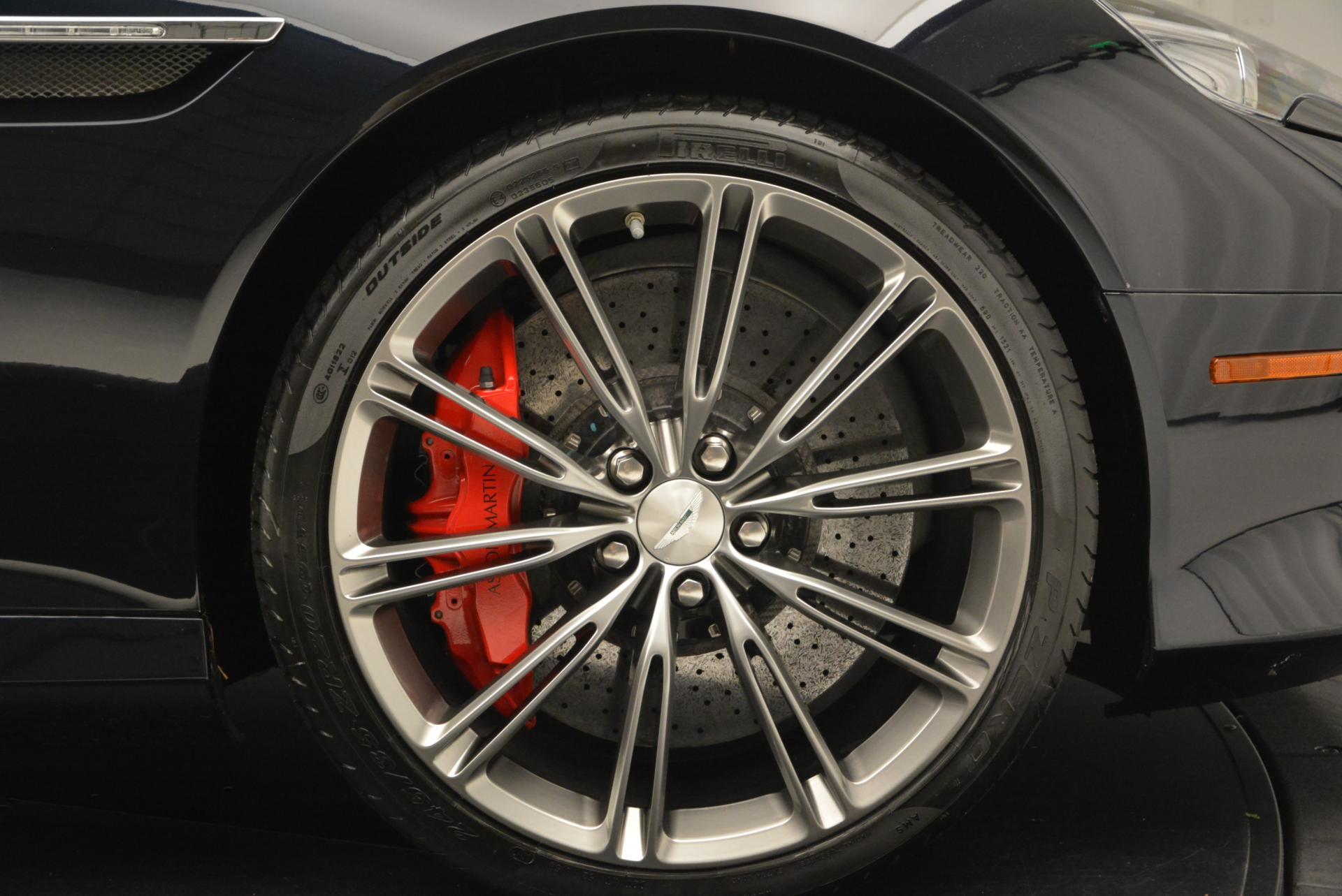 Used 2014 Aston Martin DB9 Volante For Sale In Greenwich, CT. Alfa Romeo of Greenwich, A1179A 519_p20