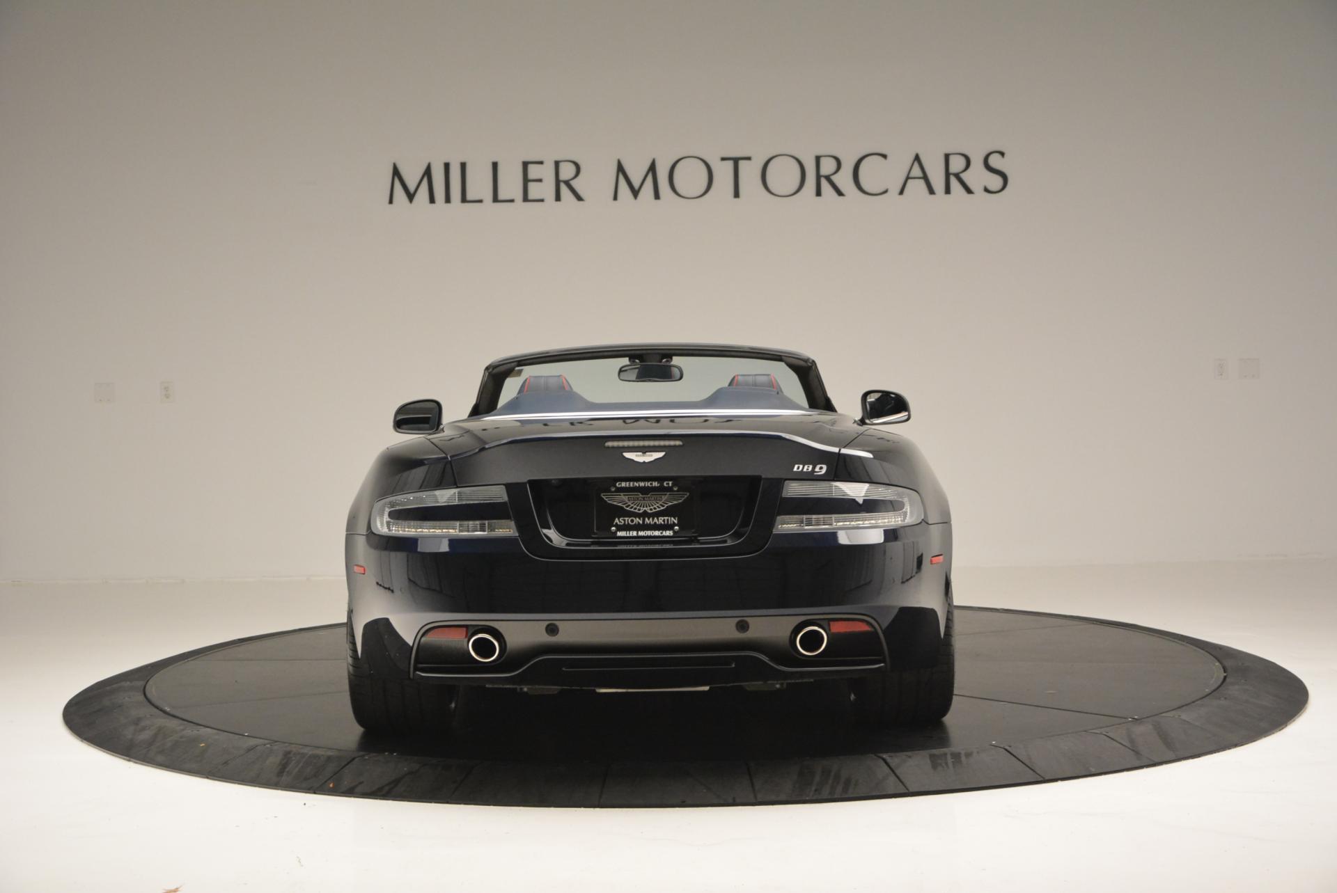 Used 2014 Aston Martin DB9 Volante For Sale In Greenwich, CT. Alfa Romeo of Greenwich, A1179A 519_p6