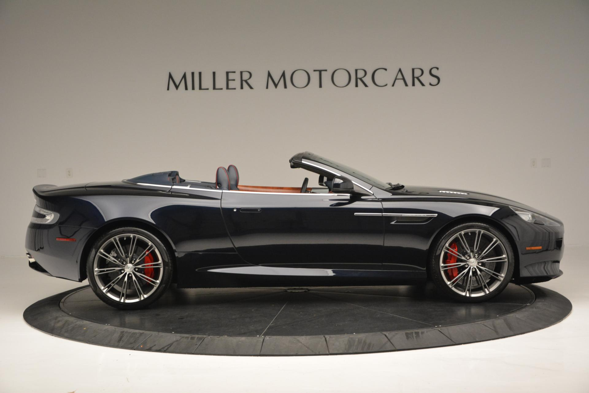 Used 2014 Aston Martin DB9 Volante For Sale In Greenwich, CT. Alfa Romeo of Greenwich, A1179A 519_p9