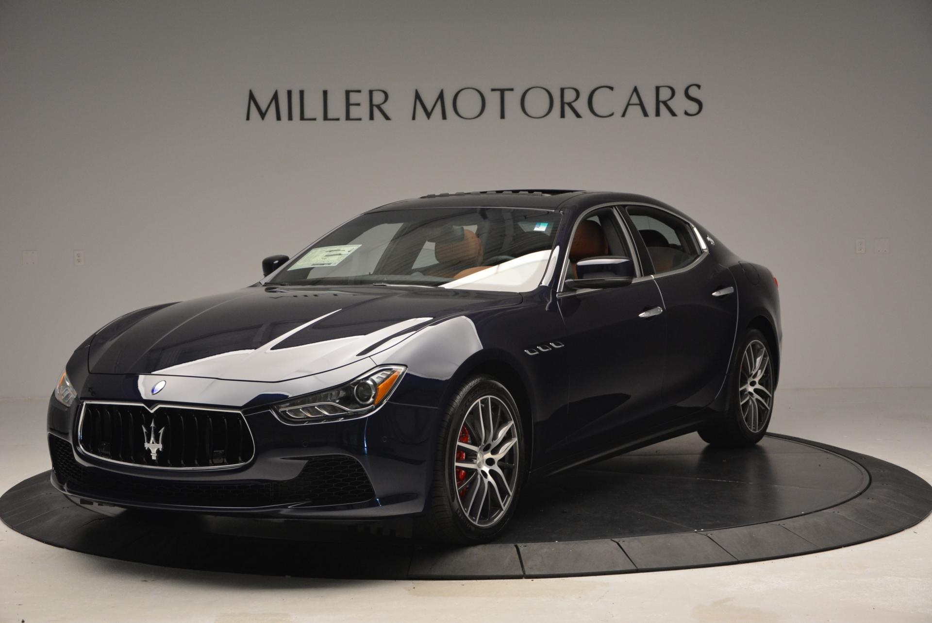 New 2016 Maserati Ghibli S Q4 For Sale In Greenwich, CT. Alfa Romeo of Greenwich, W286