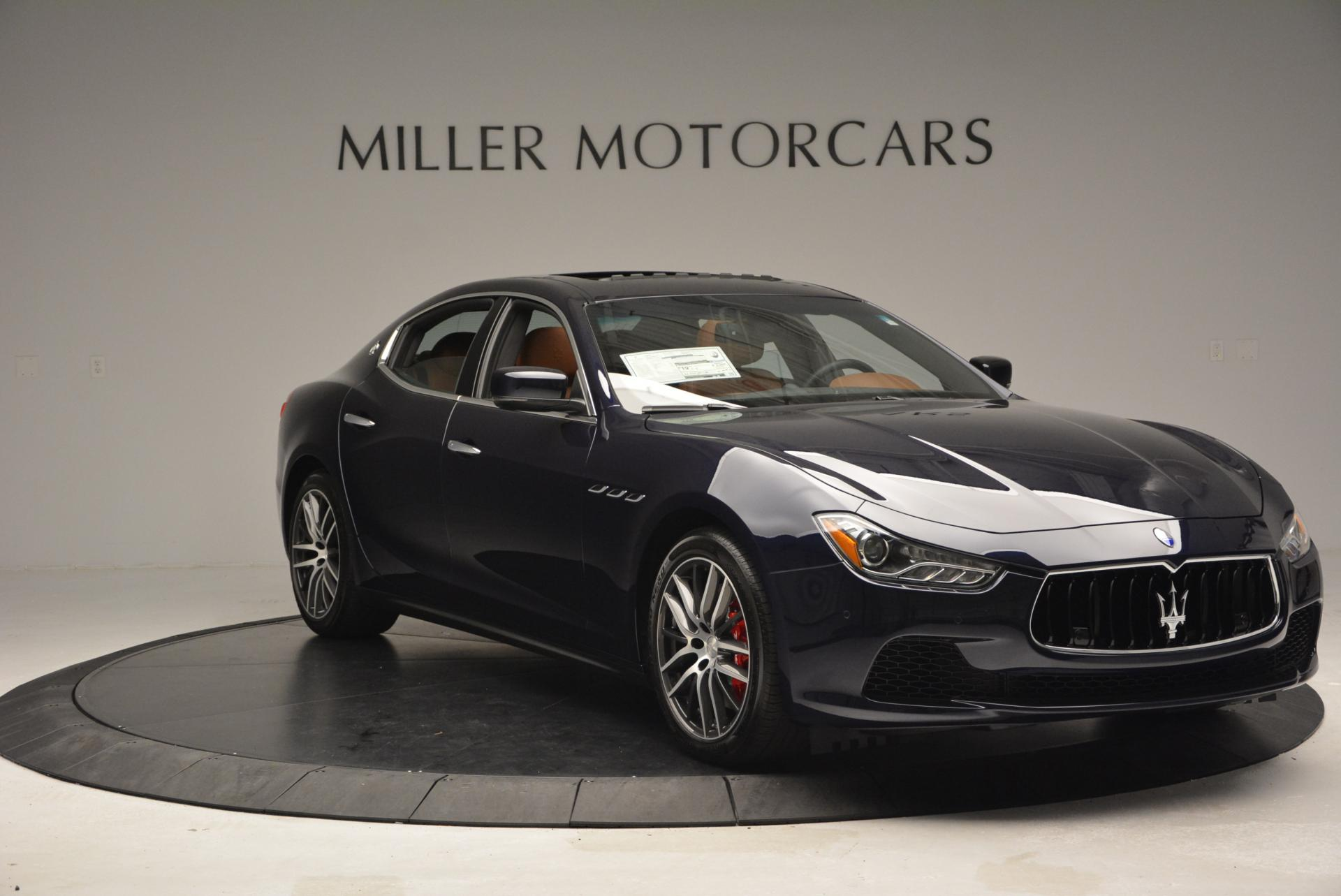 New 2016 Maserati Ghibli S Q4 For Sale In Greenwich, CT. Alfa Romeo of Greenwich, W286 52_p11