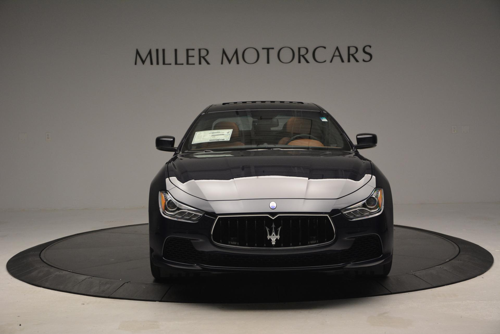 New 2016 Maserati Ghibli S Q4 For Sale In Greenwich, CT. Alfa Romeo of Greenwich, W286 52_p12