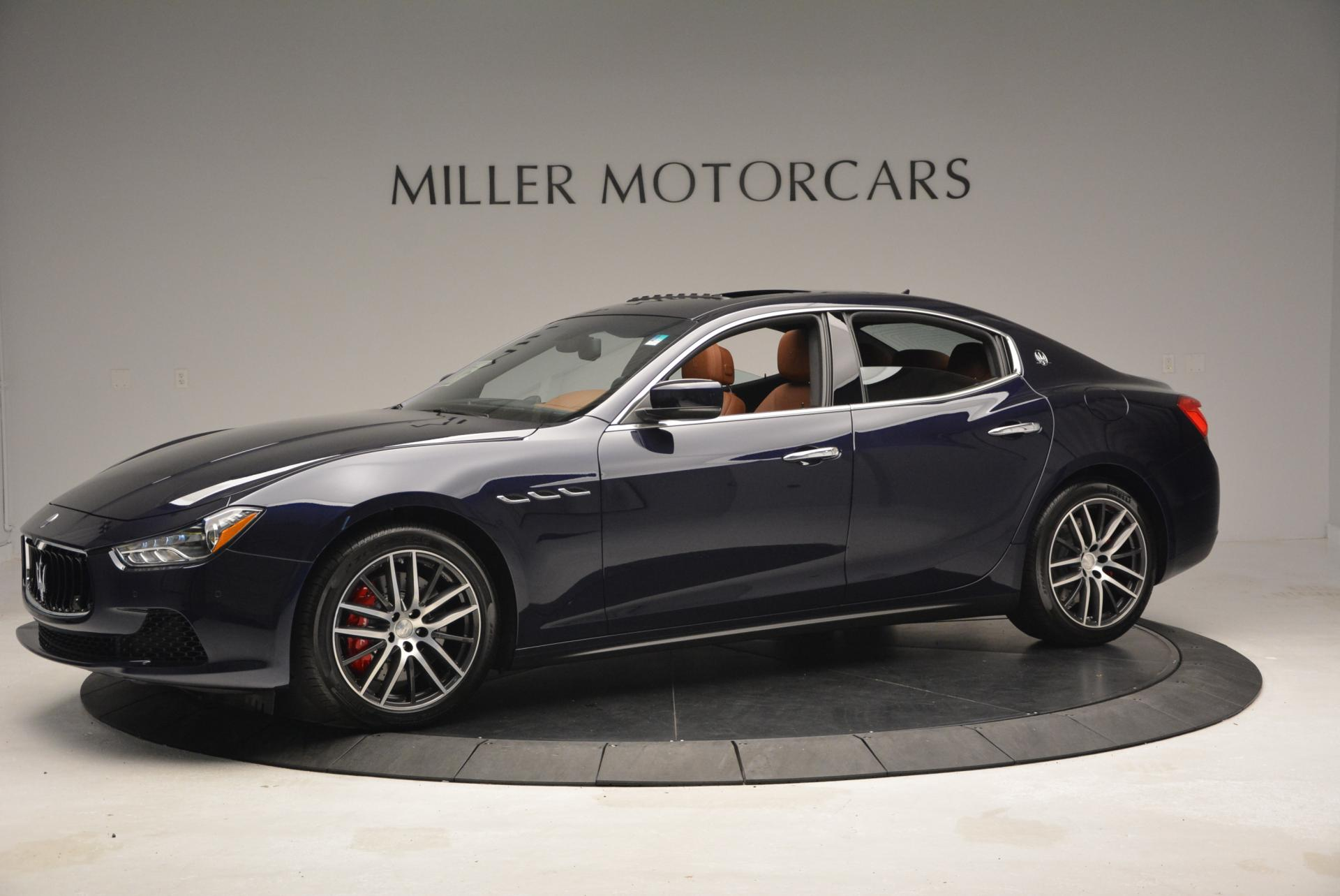 New 2016 Maserati Ghibli S Q4 For Sale In Greenwich, CT. Alfa Romeo of Greenwich, W286 52_p2
